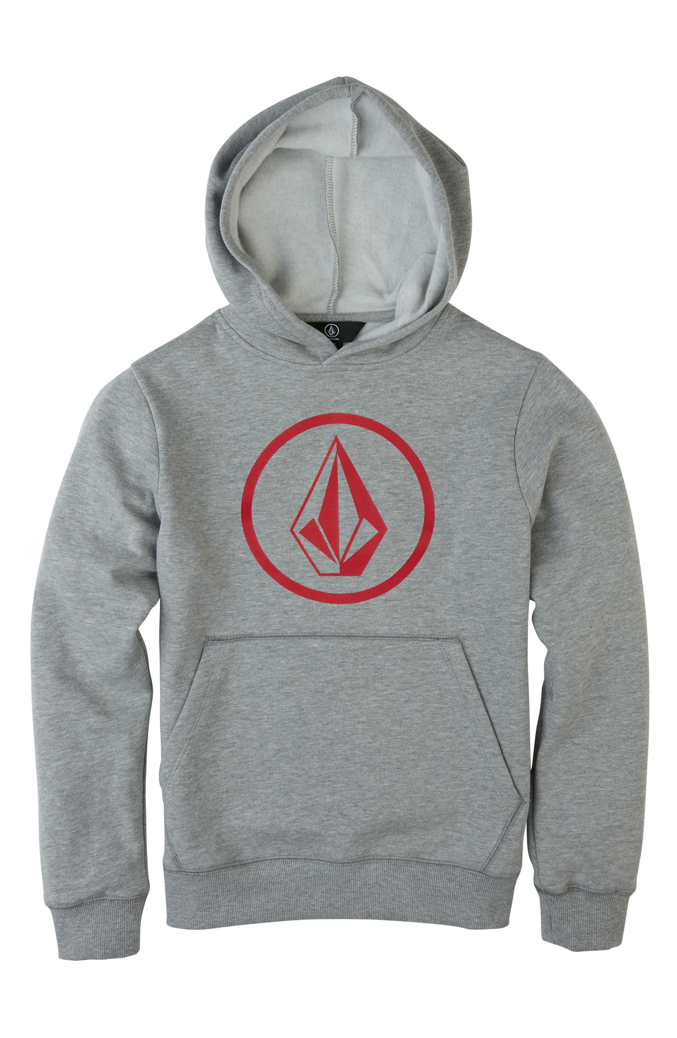 Alternate Image 1 Selected - Volcom Stone Fleece Hoodie (Big Boys)