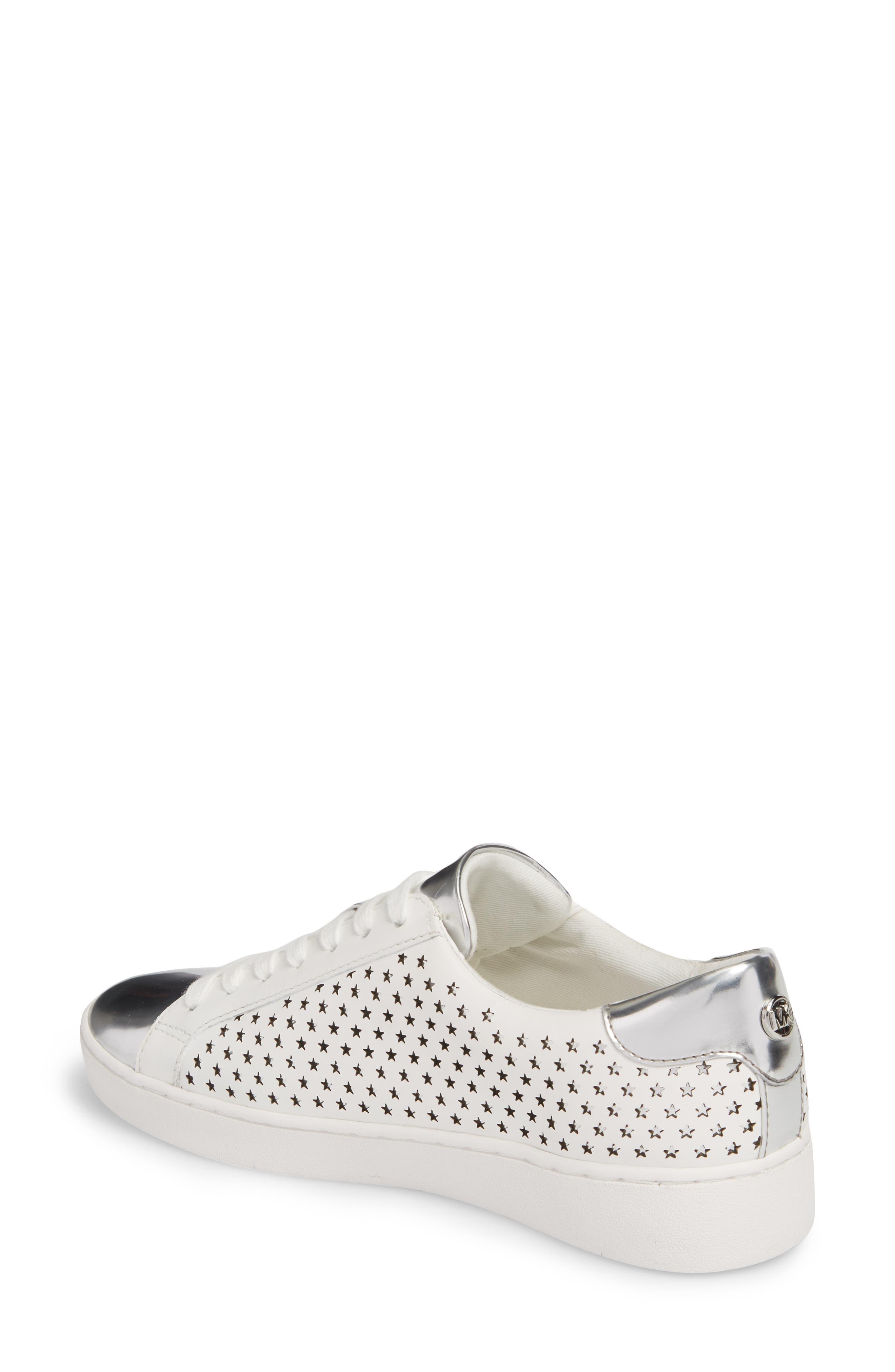 Irving Sneaker,                             Alternate thumbnail 2, color,                             Optic White