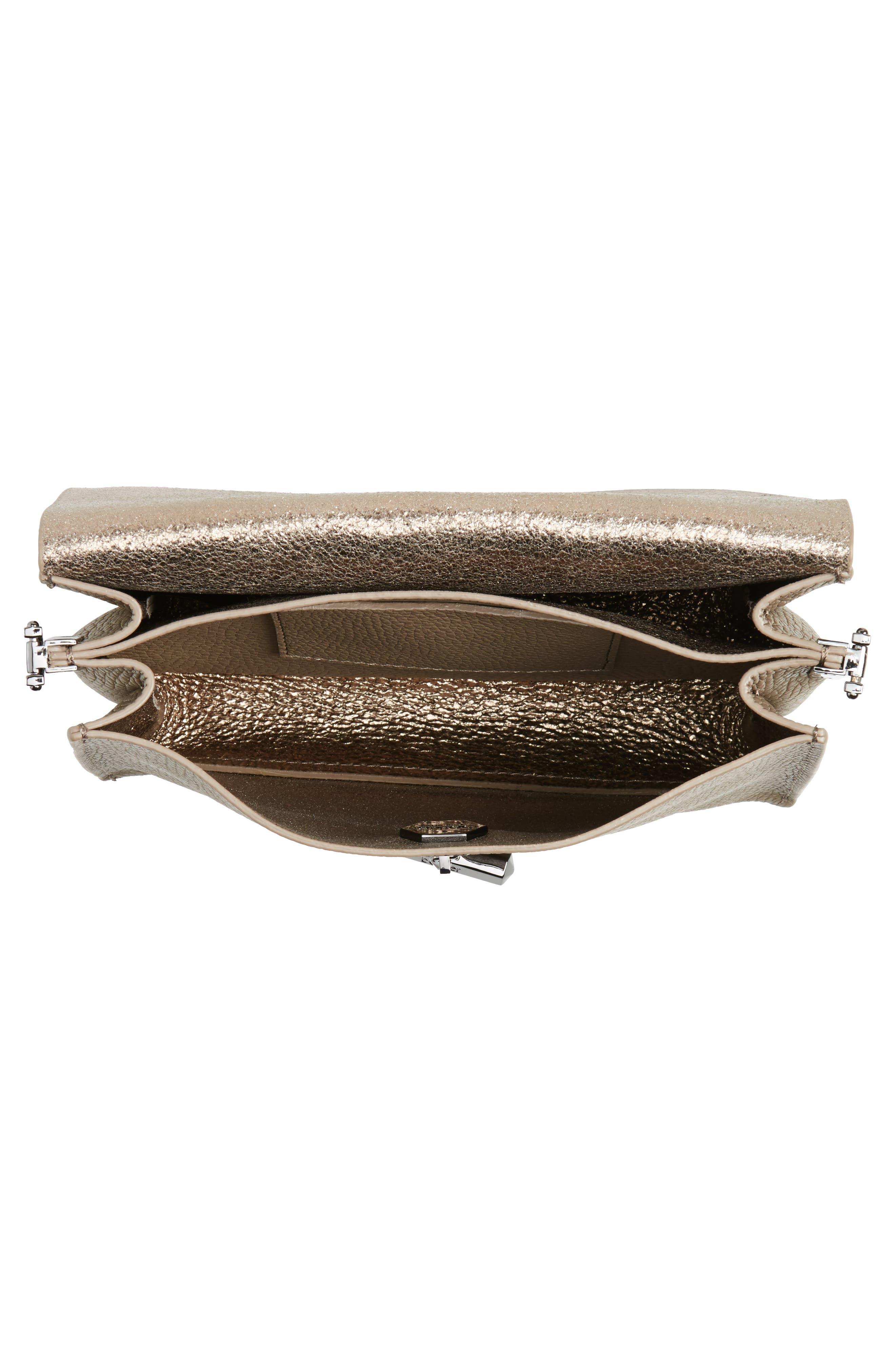 Alternate Image 4  - Botkier Waverly Leather Crossbody Bag