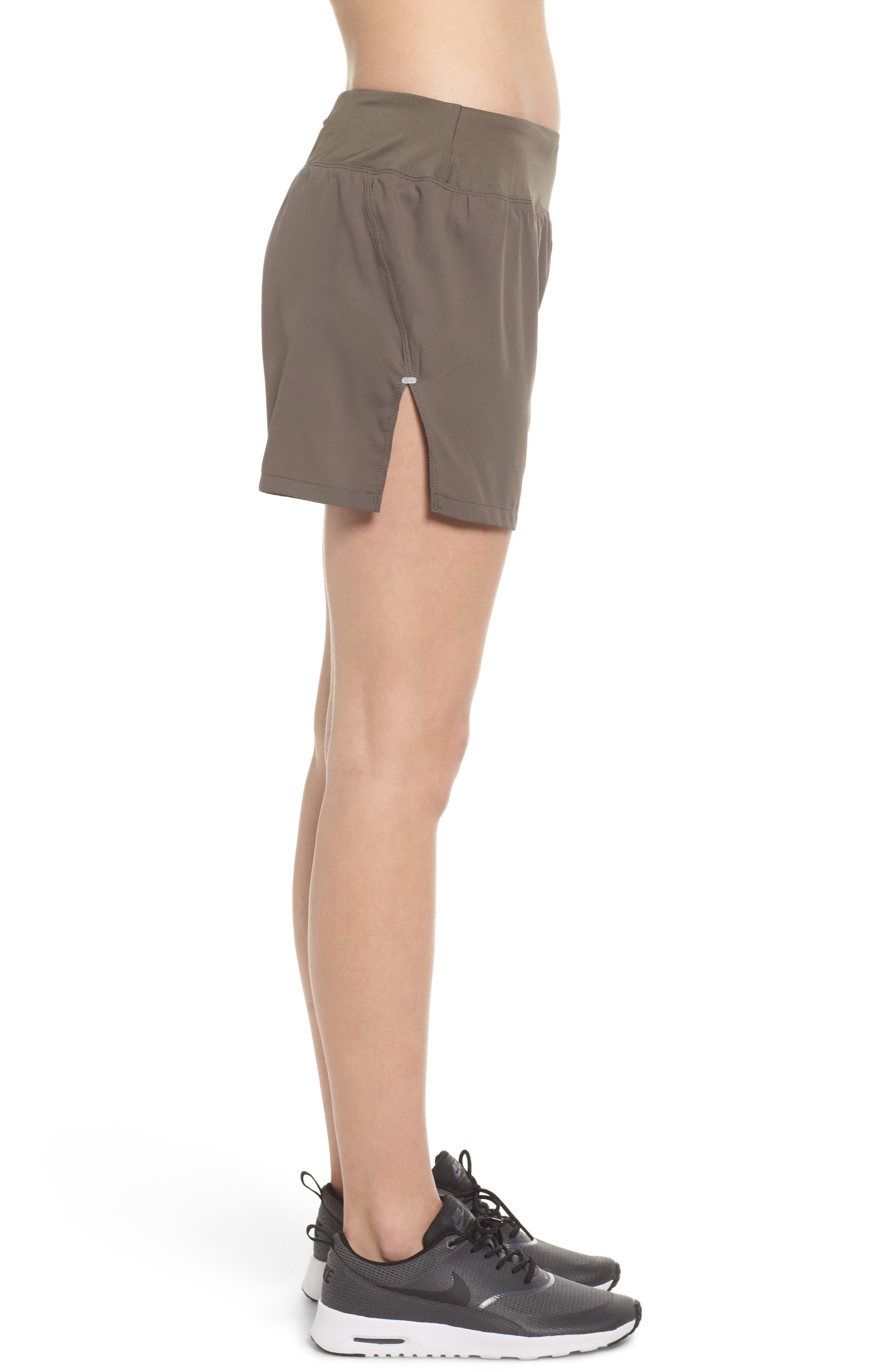 Flex Dri-FIT Running Shorts,                             Alternate thumbnail 3, color,                             Ridgerock