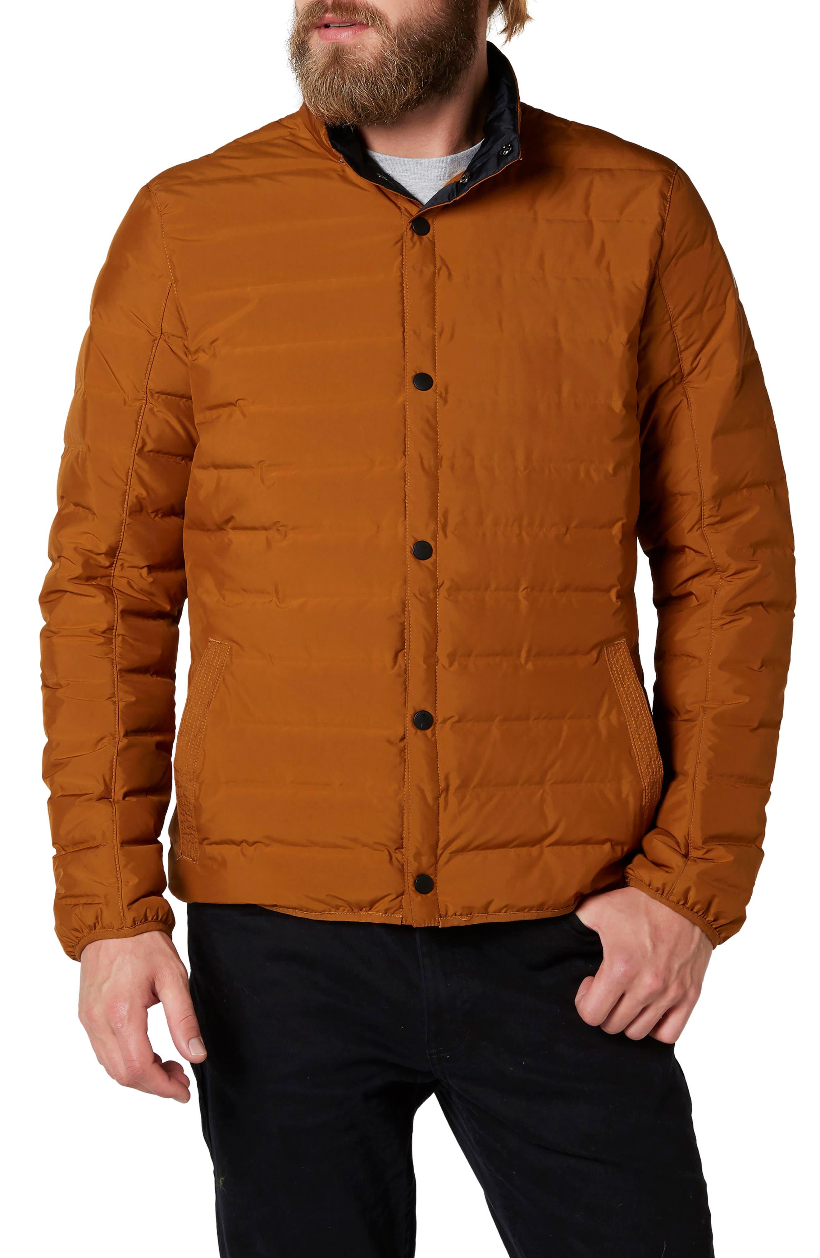 Urban Liner Jacket,                             Main thumbnail 1, color,                             Cinnamon