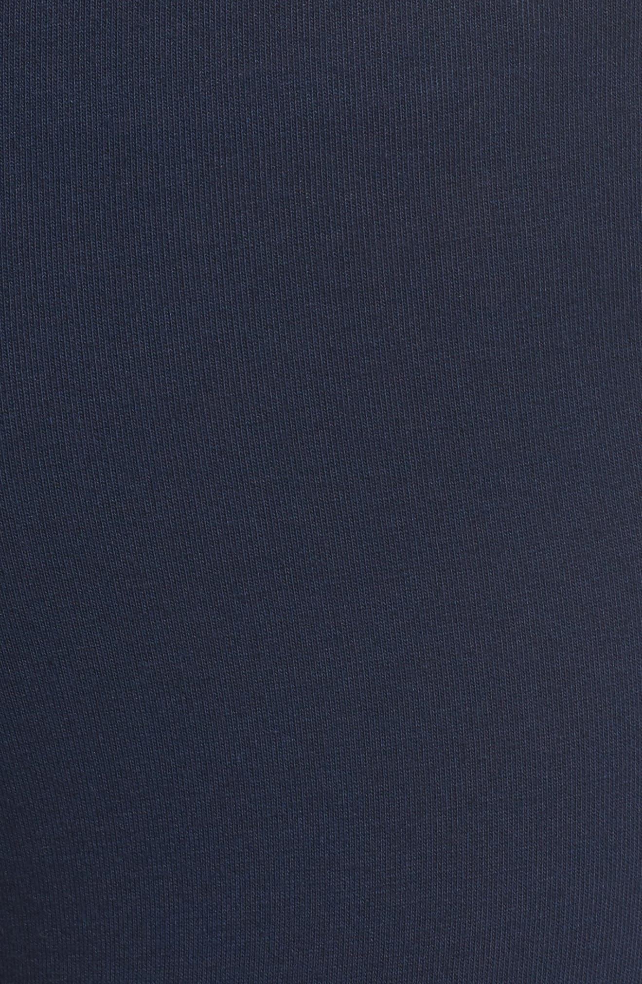 Classics Leggings,                             Alternate thumbnail 6, color,                             Collegiate Navy