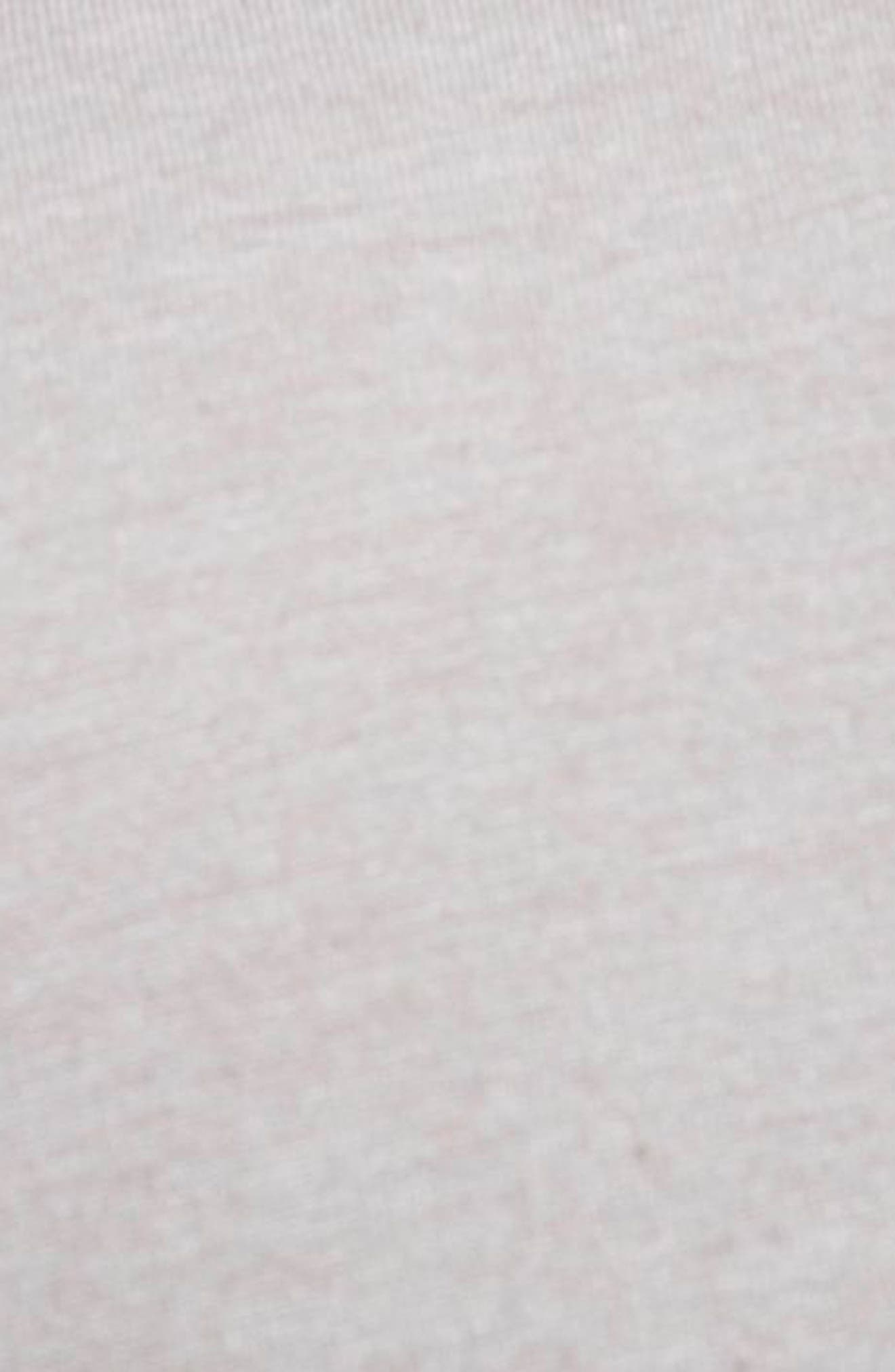 TSL Emblem T-Shirt,                             Alternate thumbnail 3, color,                             Grey Heather / Collegiate Navy