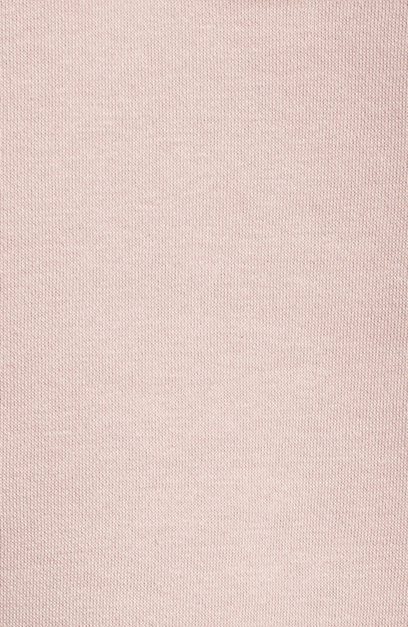 Alternate Image 5  - Reebok Starcrest Fleece Hoodie