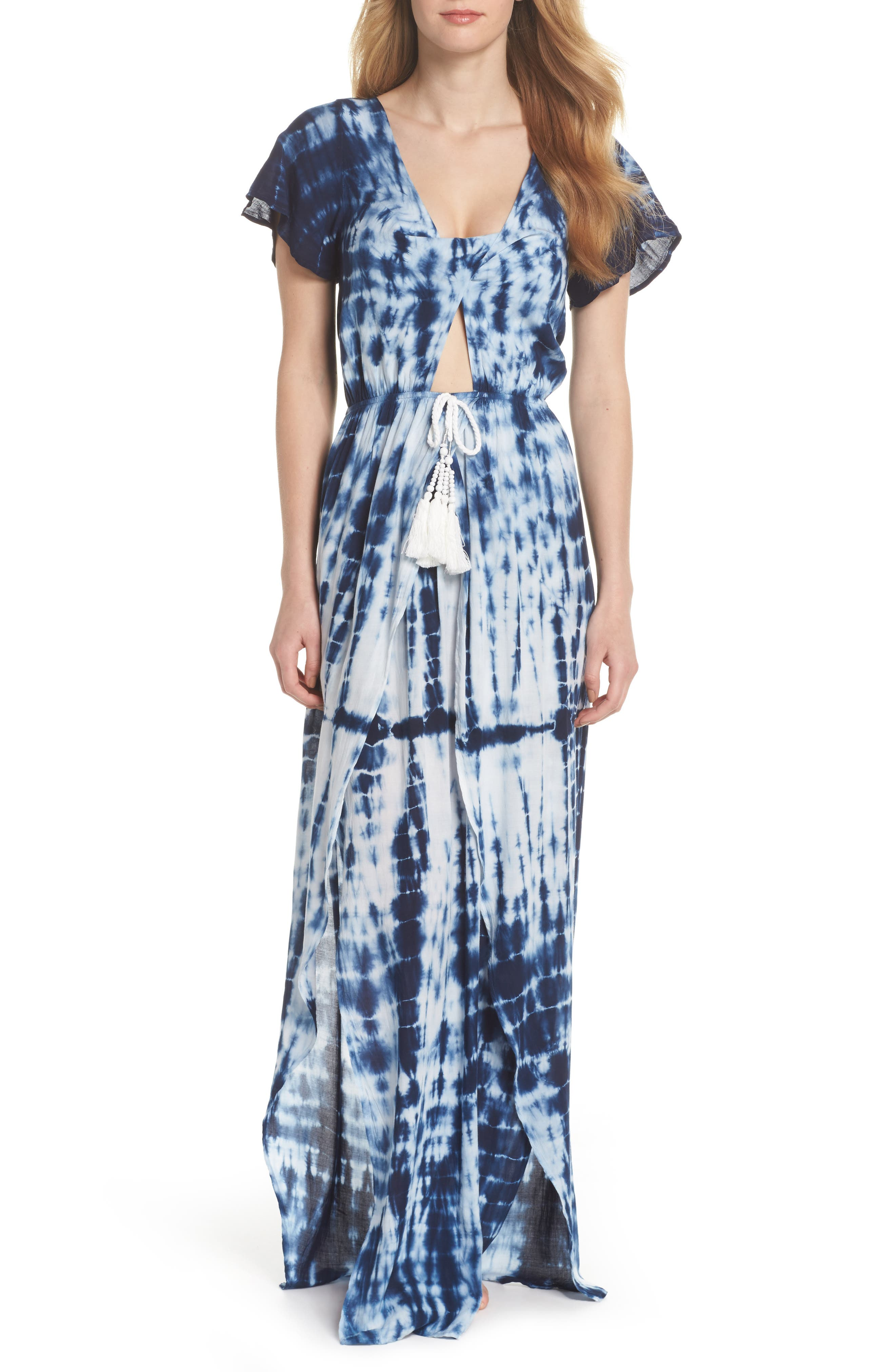 Surf Gypsy Tie Dye Cover Up