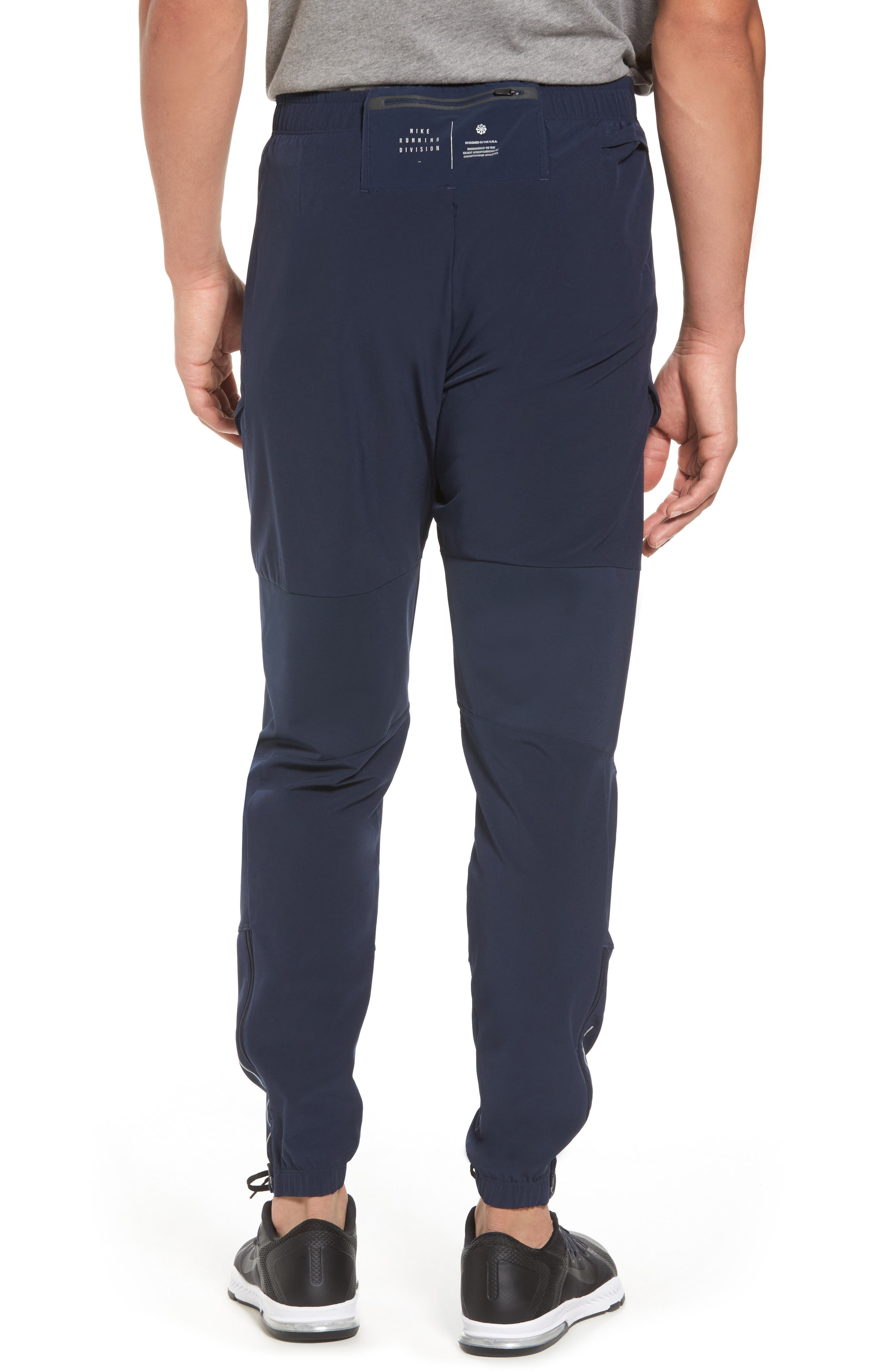 Running Pants,                             Alternate thumbnail 3, color,                             Obsidian