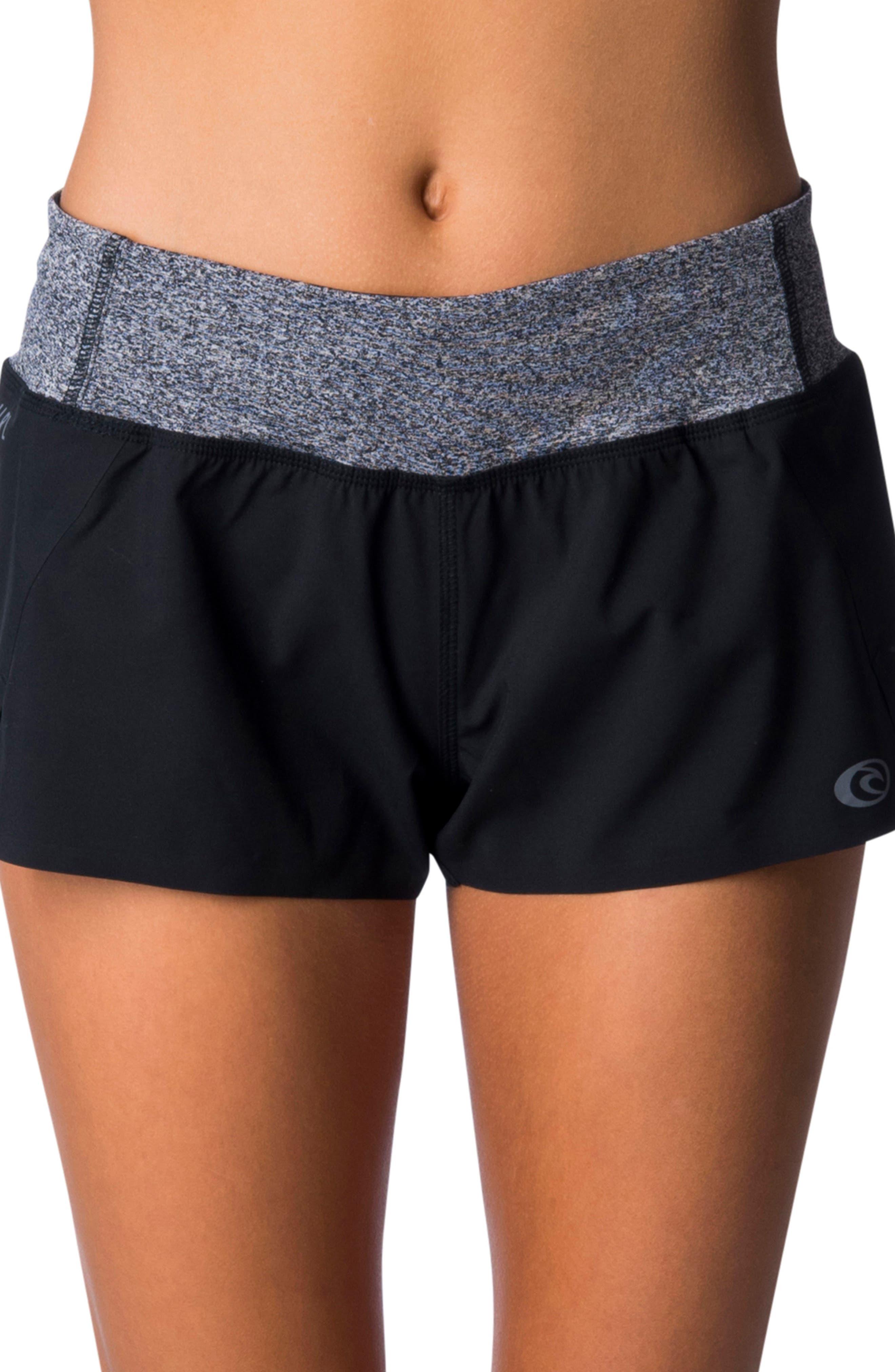 Mirage Board Shorts,                             Main thumbnail 1, color,                             Black