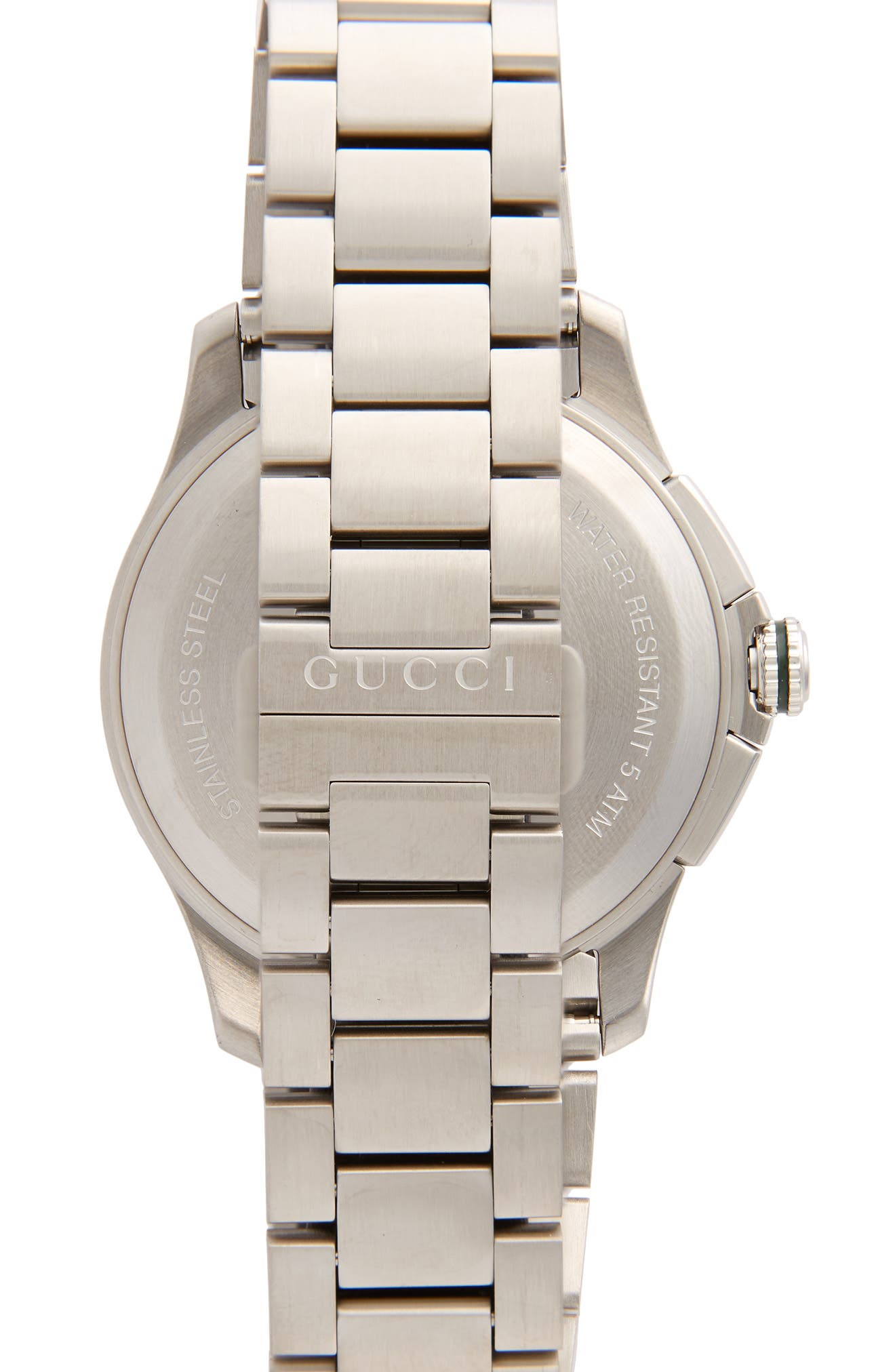 Alternate Image 3  - Gucci G Timeless Chronograph Bracelet Watch, 45mm