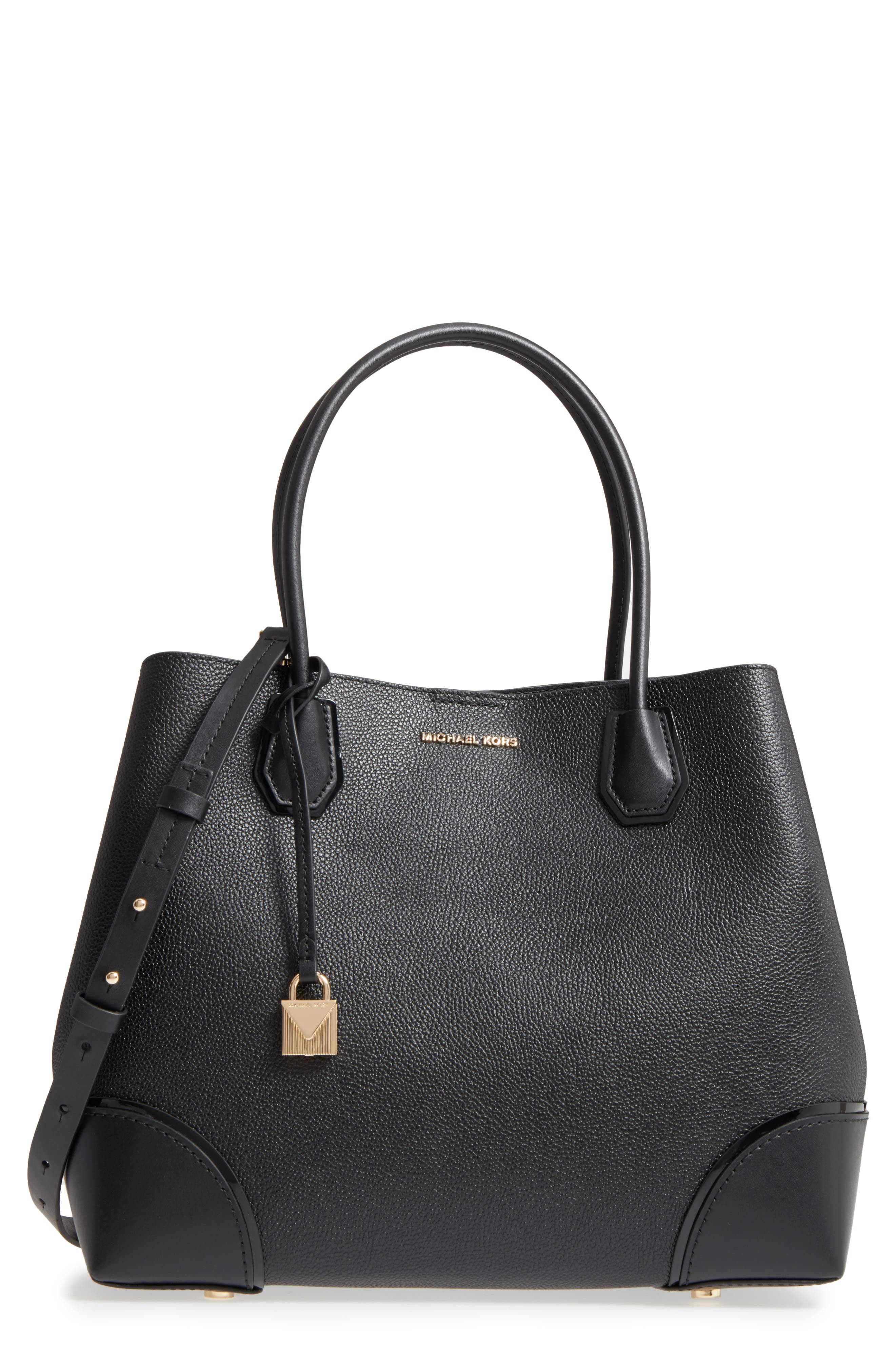 MICHAEL Michael Kors Large Mercer Leather Tote