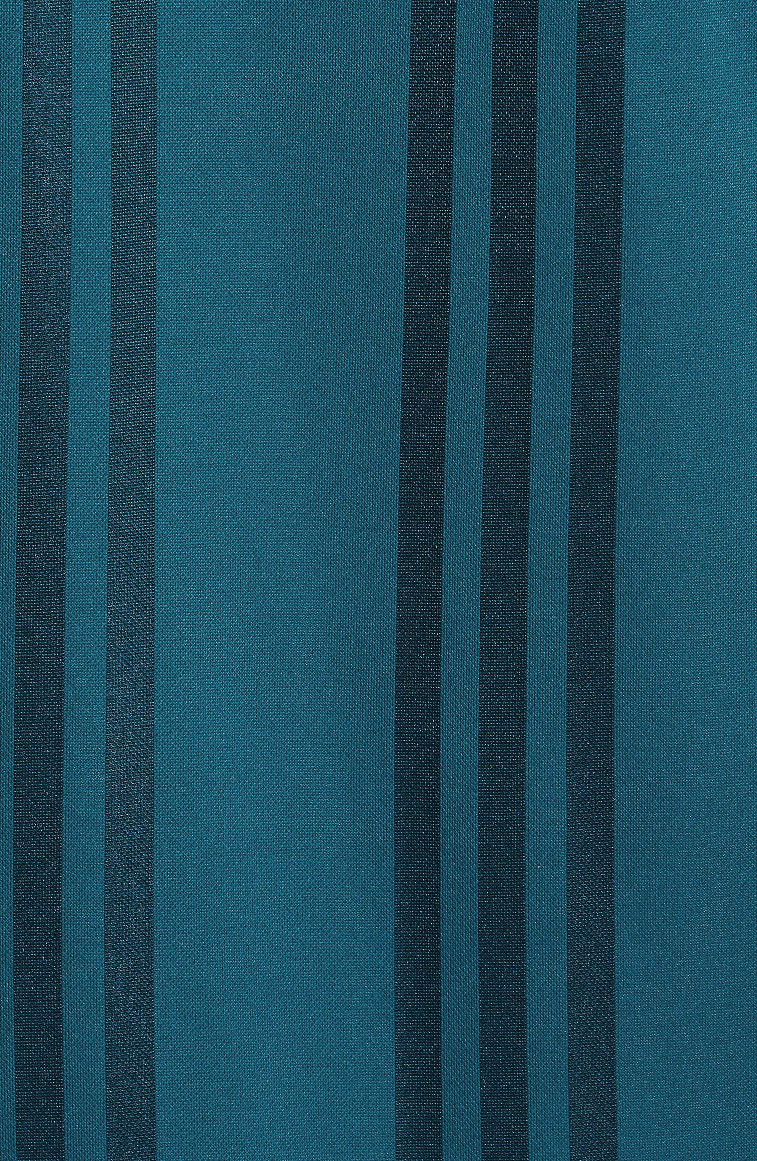 Originals Jacquard Stripe T-Shirt,                             Alternate thumbnail 5, color,                             Real Teal