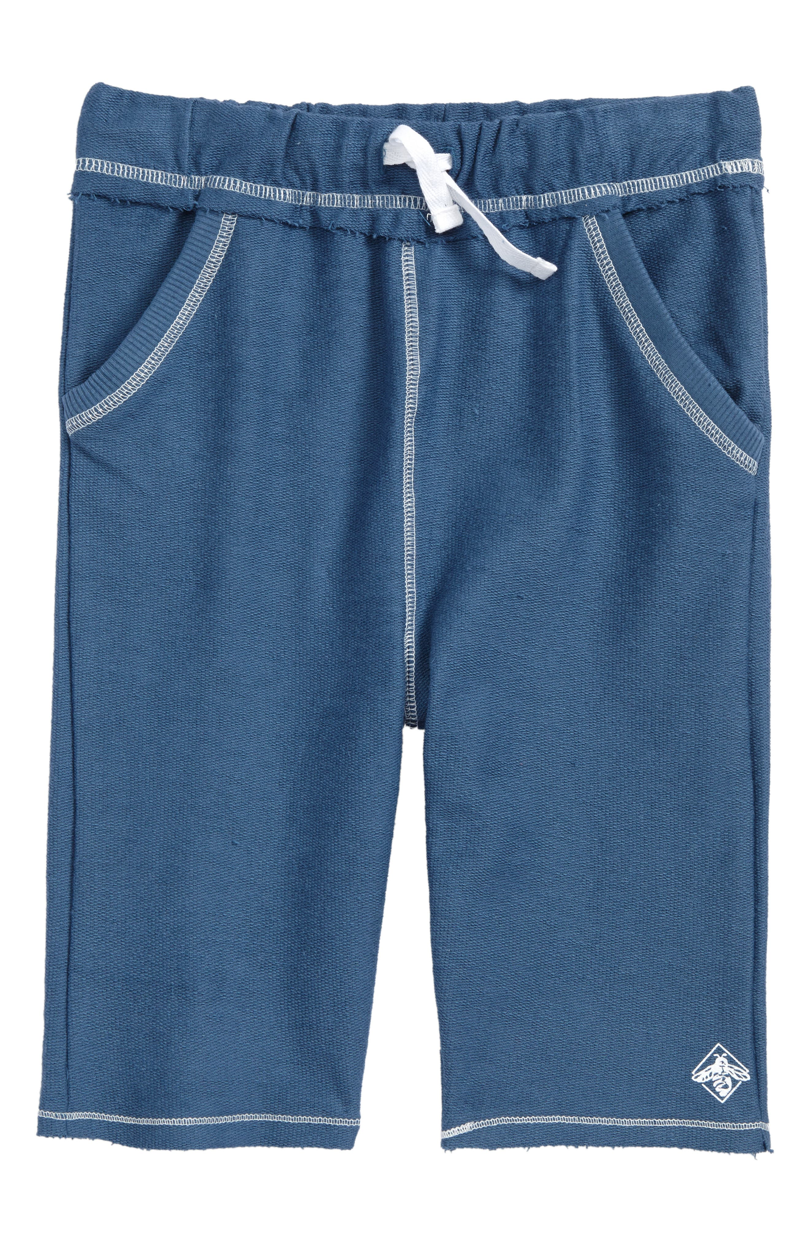 Burt's Bees Baby Organic French Terry Cotton Sweatpants (Toddler Boys & Little Boys)