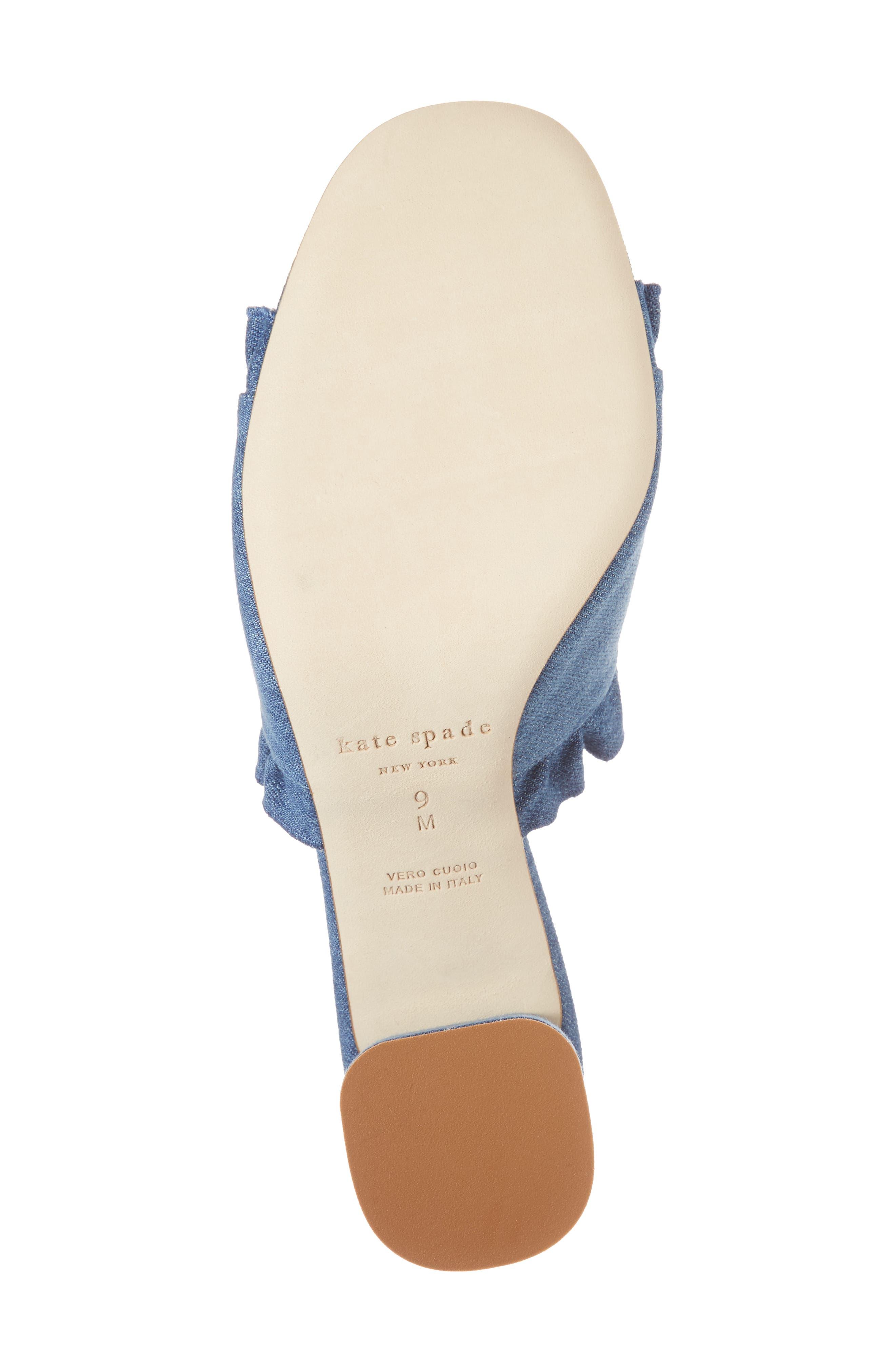 Alternate Image 6  - kate spade new york demmi sandal (Women)