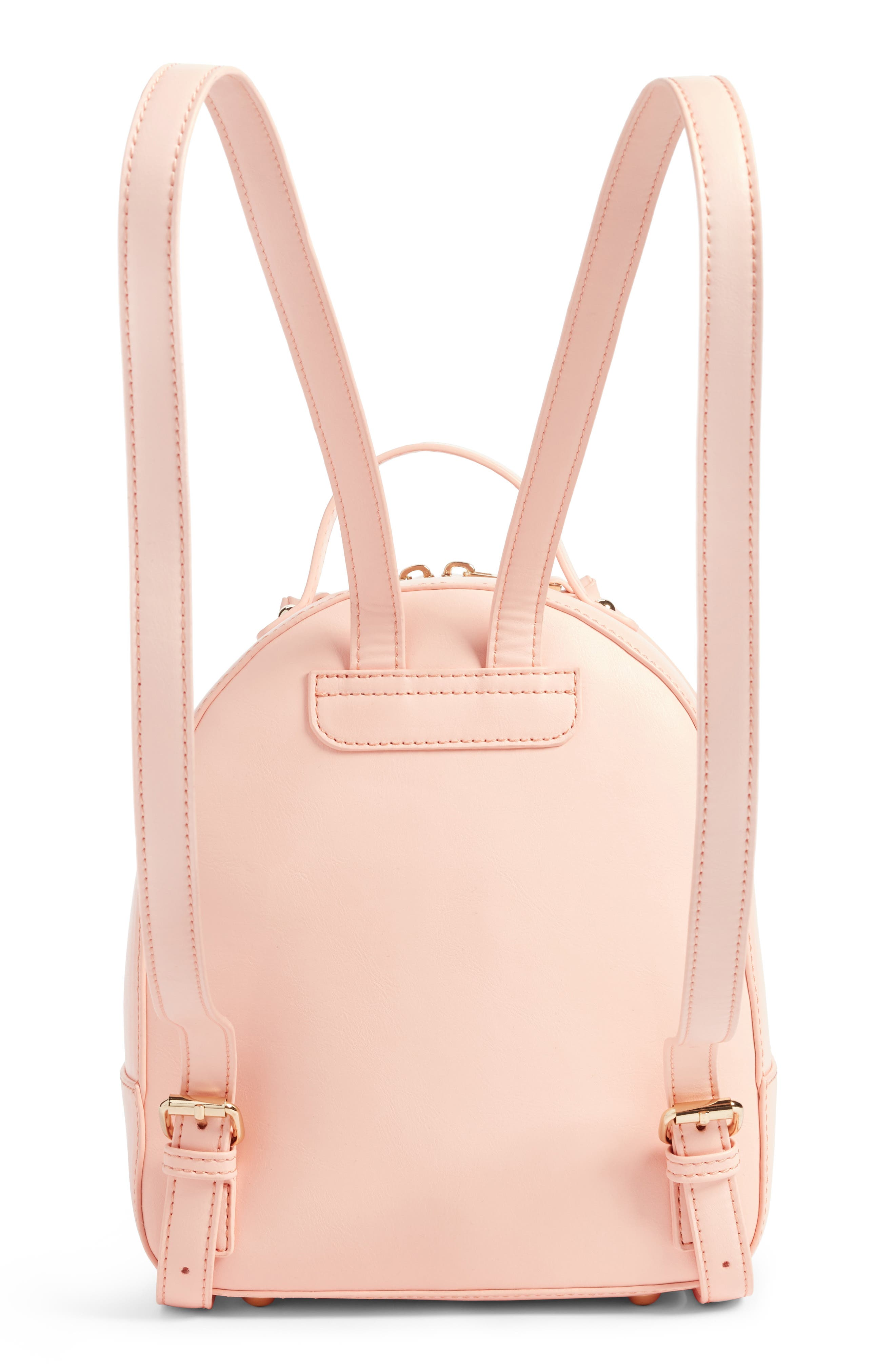 Payette Floral Backpack,                             Alternate thumbnail 3, color,                             Blush