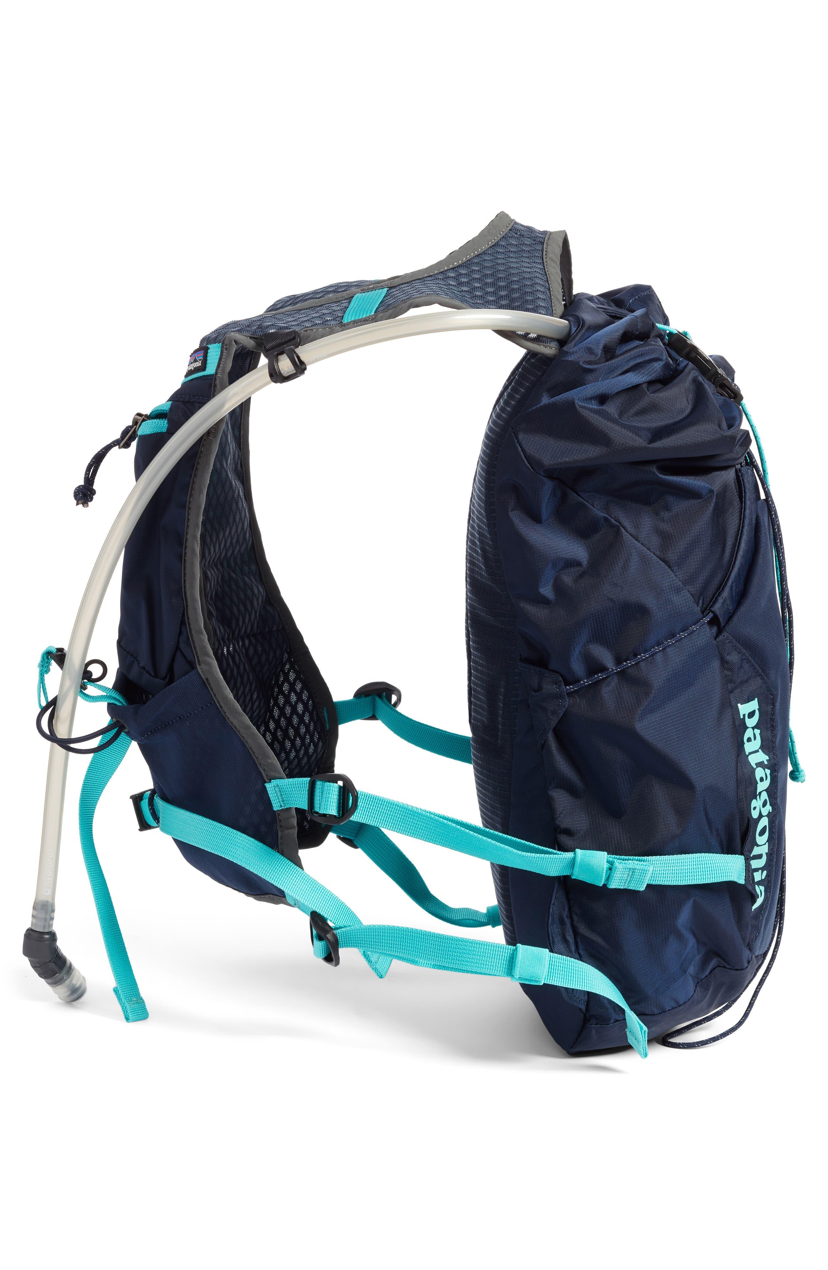Fore Runner Vest 10L,                             Alternate thumbnail 5, color,                             Navy Blue W/ Strait Blue