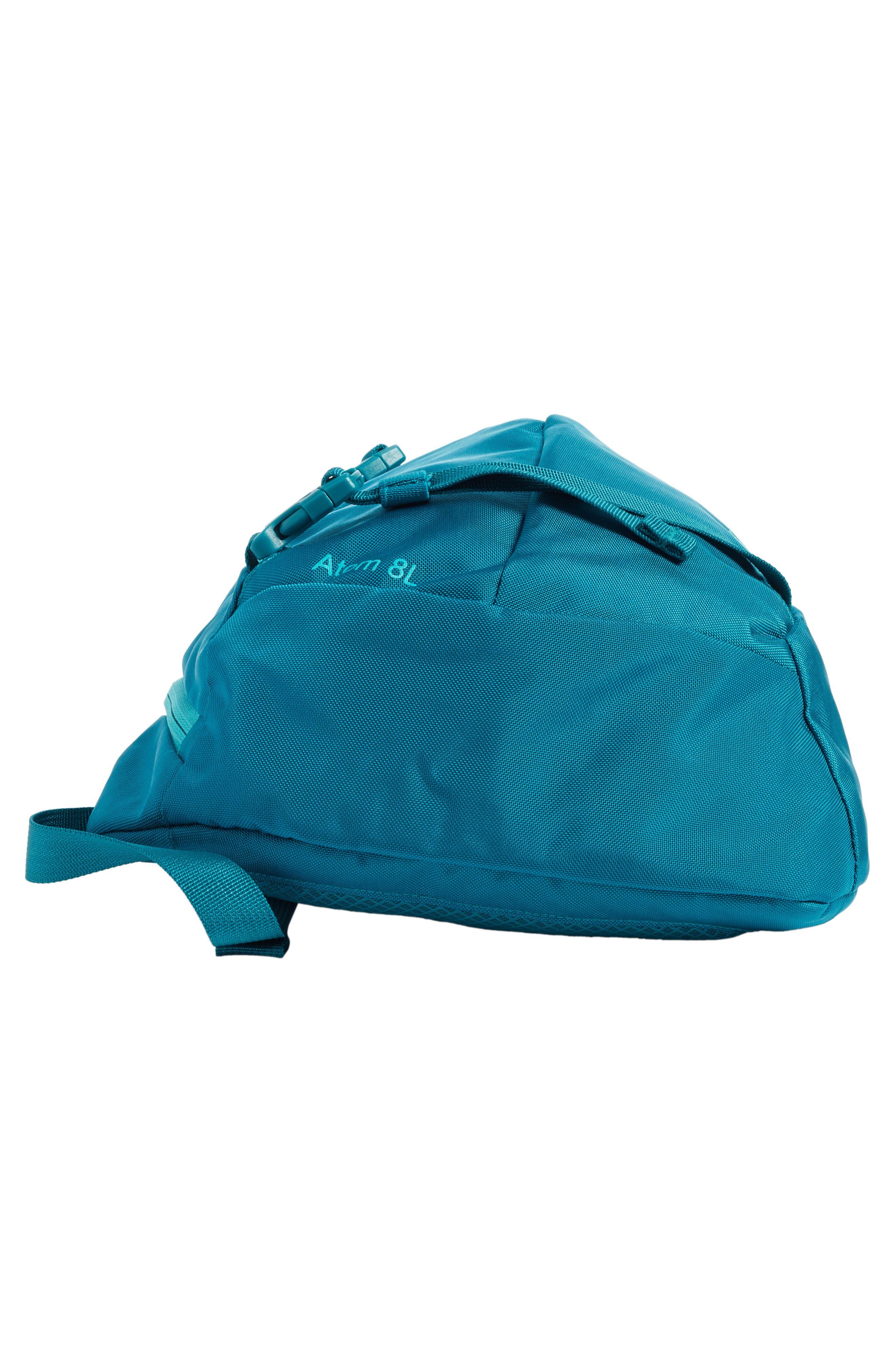 Atom 8L Sling Backpack,                             Alternate thumbnail 6, color,                             Elwha Blue