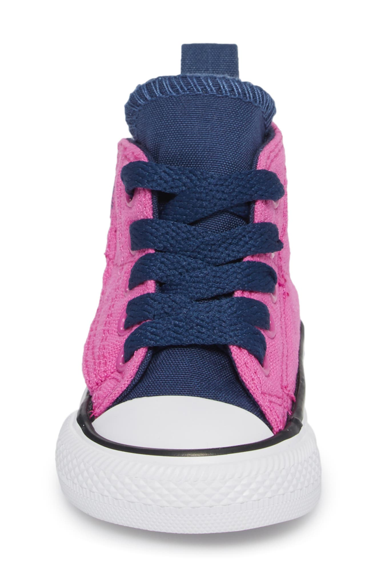 Alternate Image 4  - Converse Chuck Taylor® All Star® 'Simple Step' High Top Sneaker (Baby, Walker & Toddler)