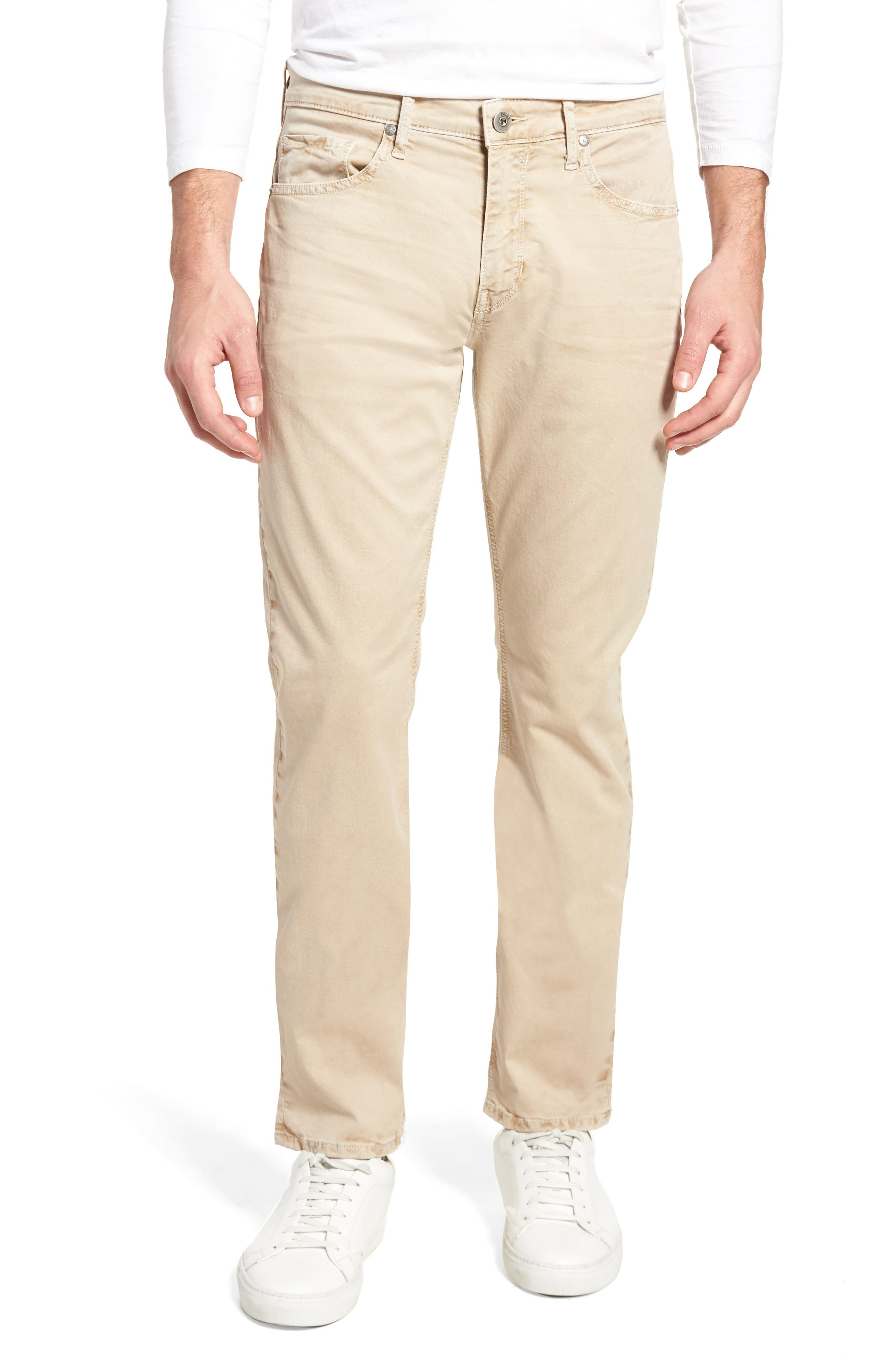 Outlet From China PAIGE Federal Slim Straight Leg Jeans (Vintage Scotch) Shop Sale Online Visit Cheap Price HkC3yzuUi