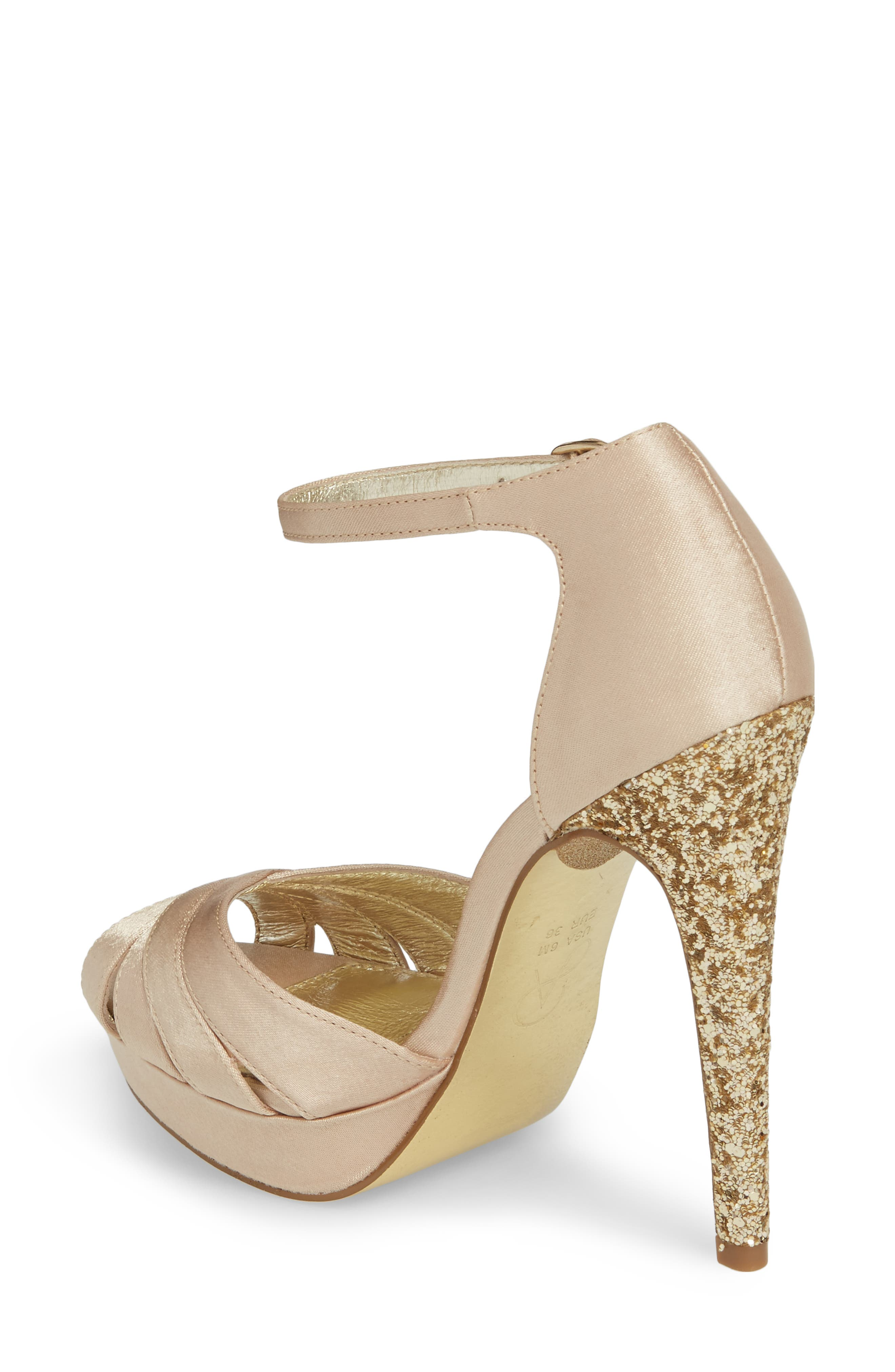 Alternate Image 2  - Adrianna Papell Samoa Platform Sandal (Women)