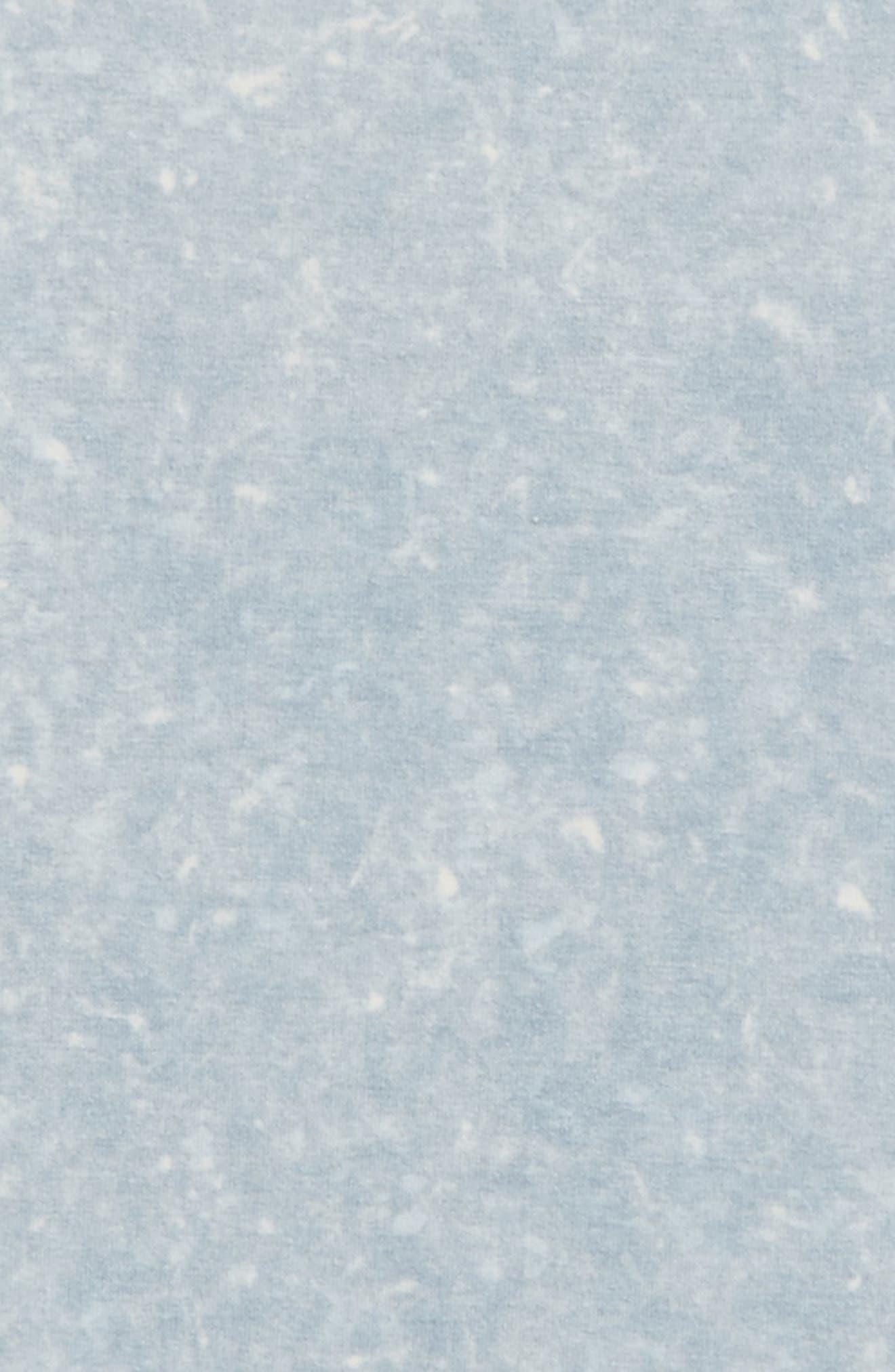 Alternate Image 2  - Freshman Ruffle Sleeve Tunic (Big Girls)