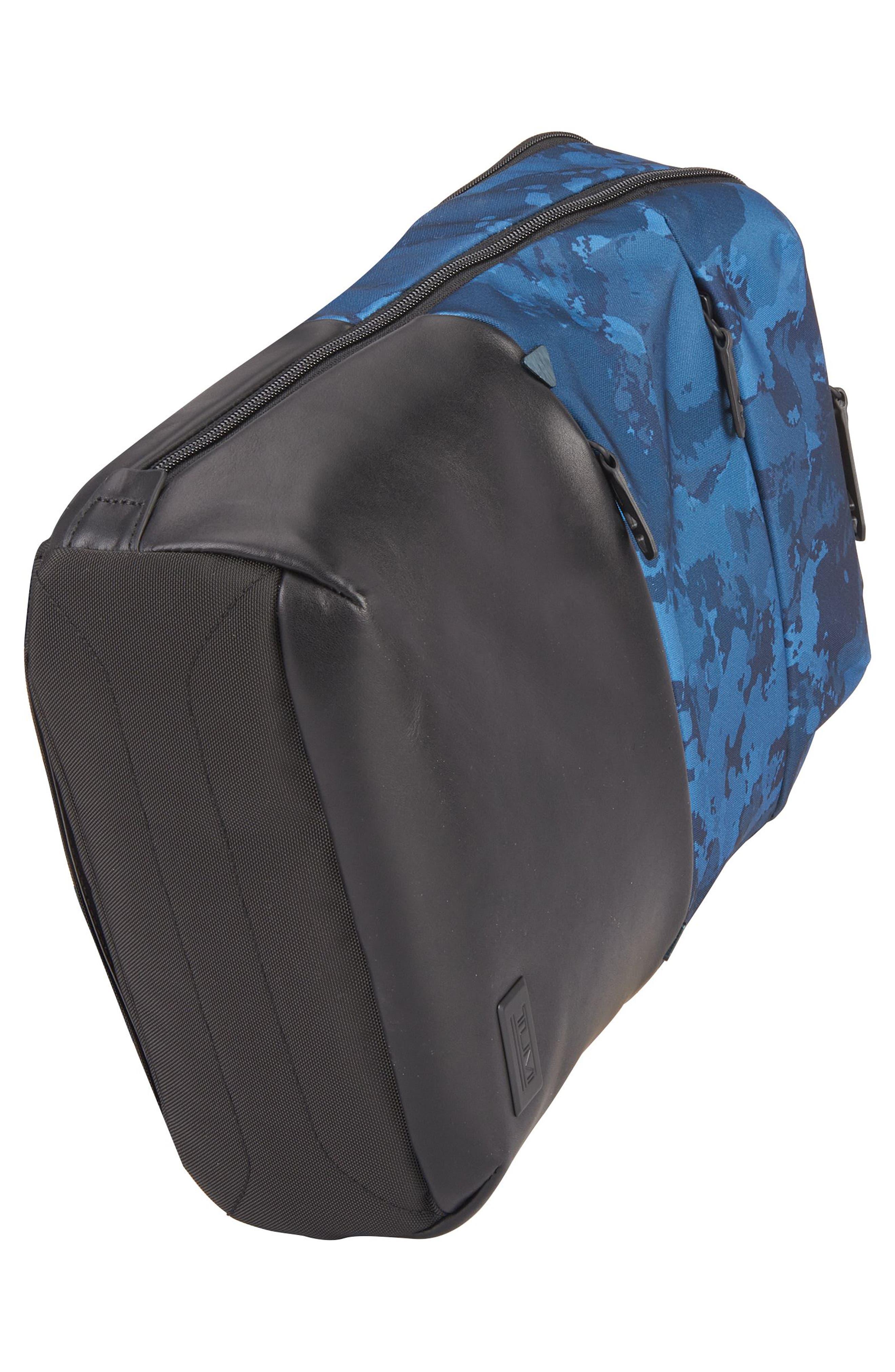 Tahoe - Elwood Backpack,                             Alternate thumbnail 5, color,                             Deep Ocean Print