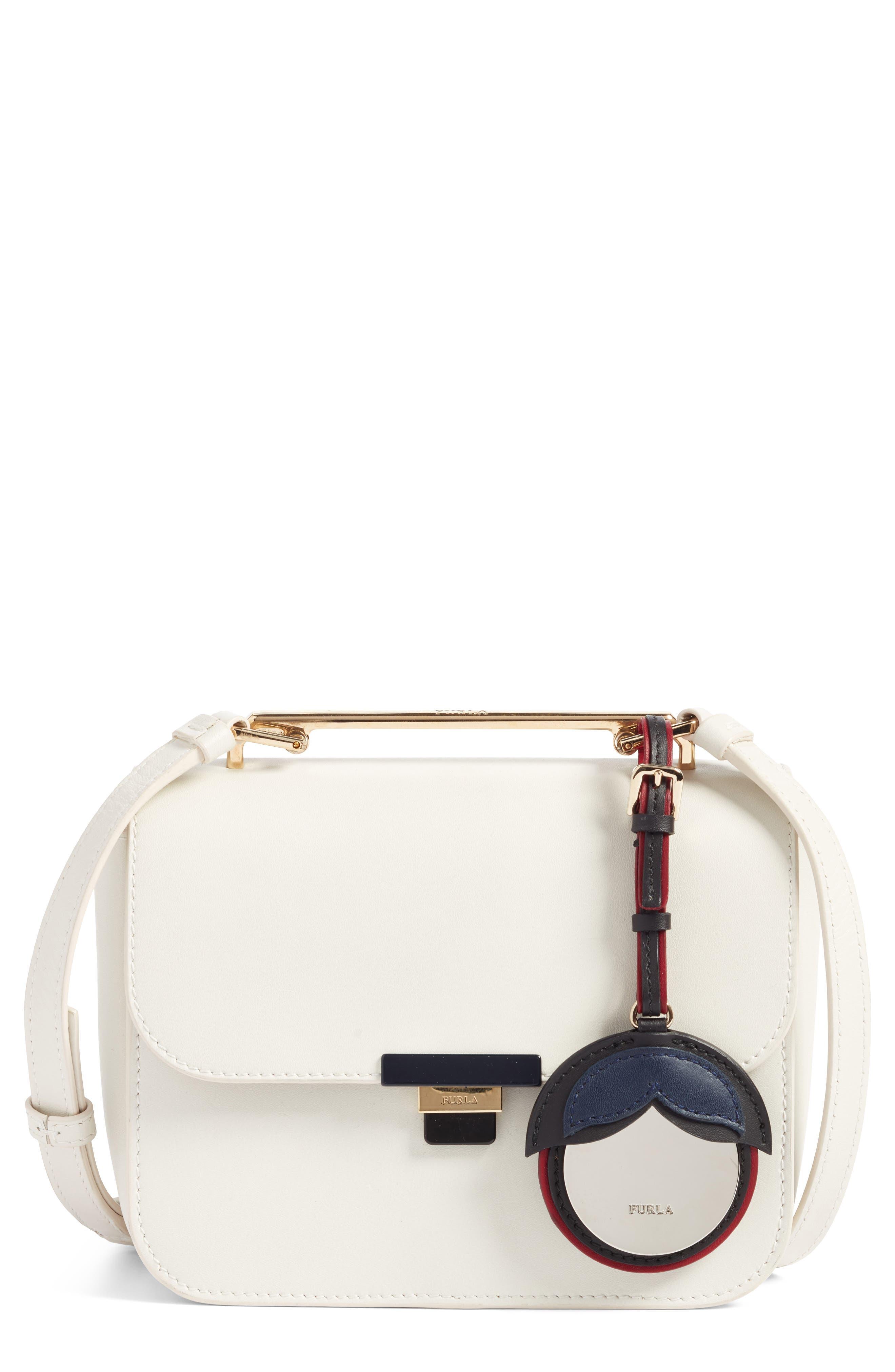 Elisir Mini Crossbody Bag,                             Main thumbnail 1, color,                             Petalo