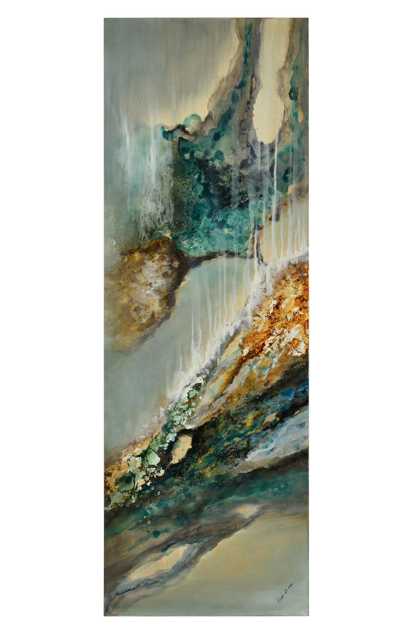 Cascade Canvas Art,                         Main,                         color, Multicolor