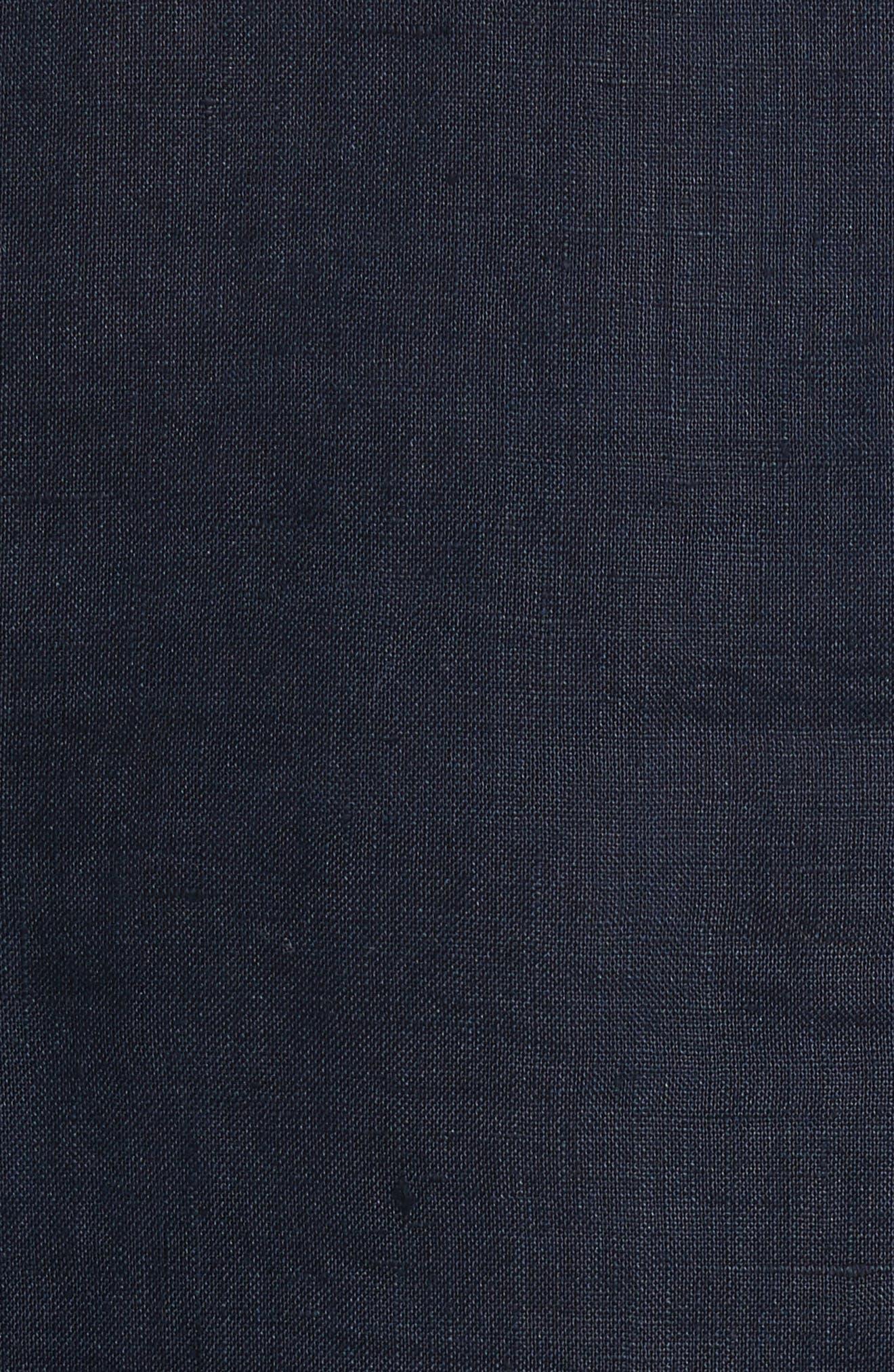 Alternate Image 5  - ONIA Abe Linen Shirt