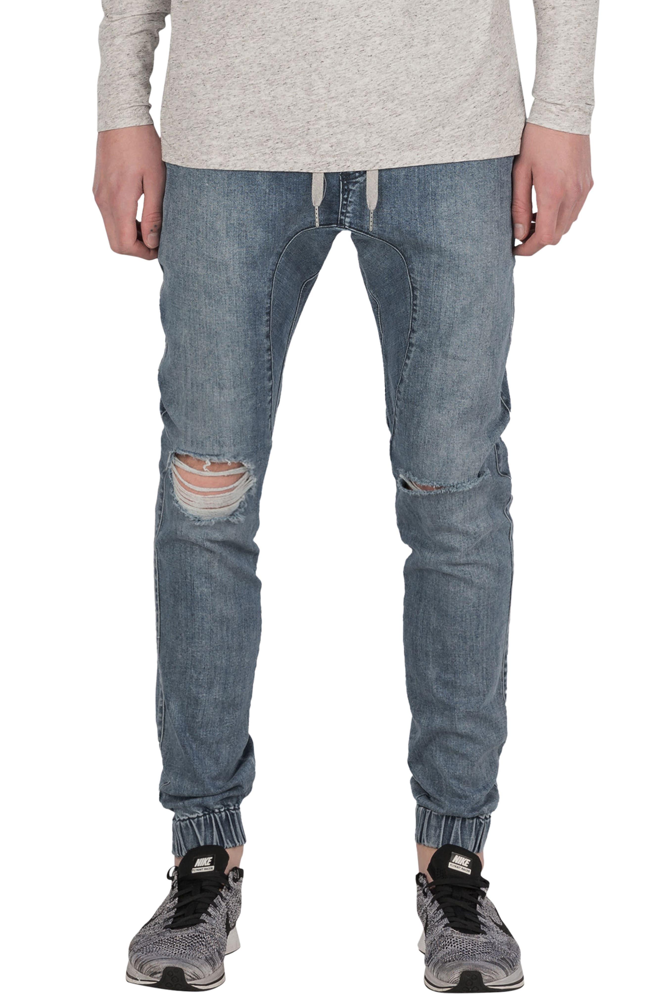 ZANEROBE Sureshot Decon Slim Fit Jogger Pants