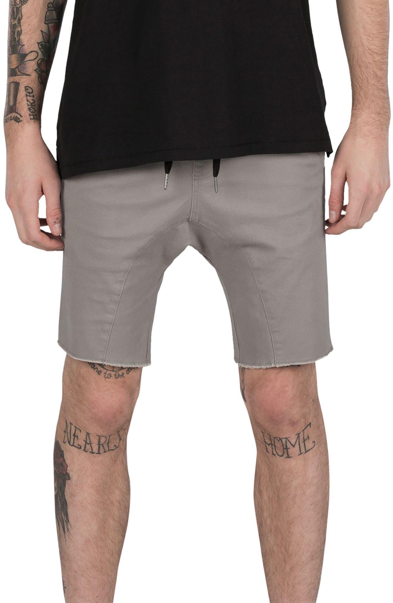 Sureshot Shorts,                         Main,                         color, Cement