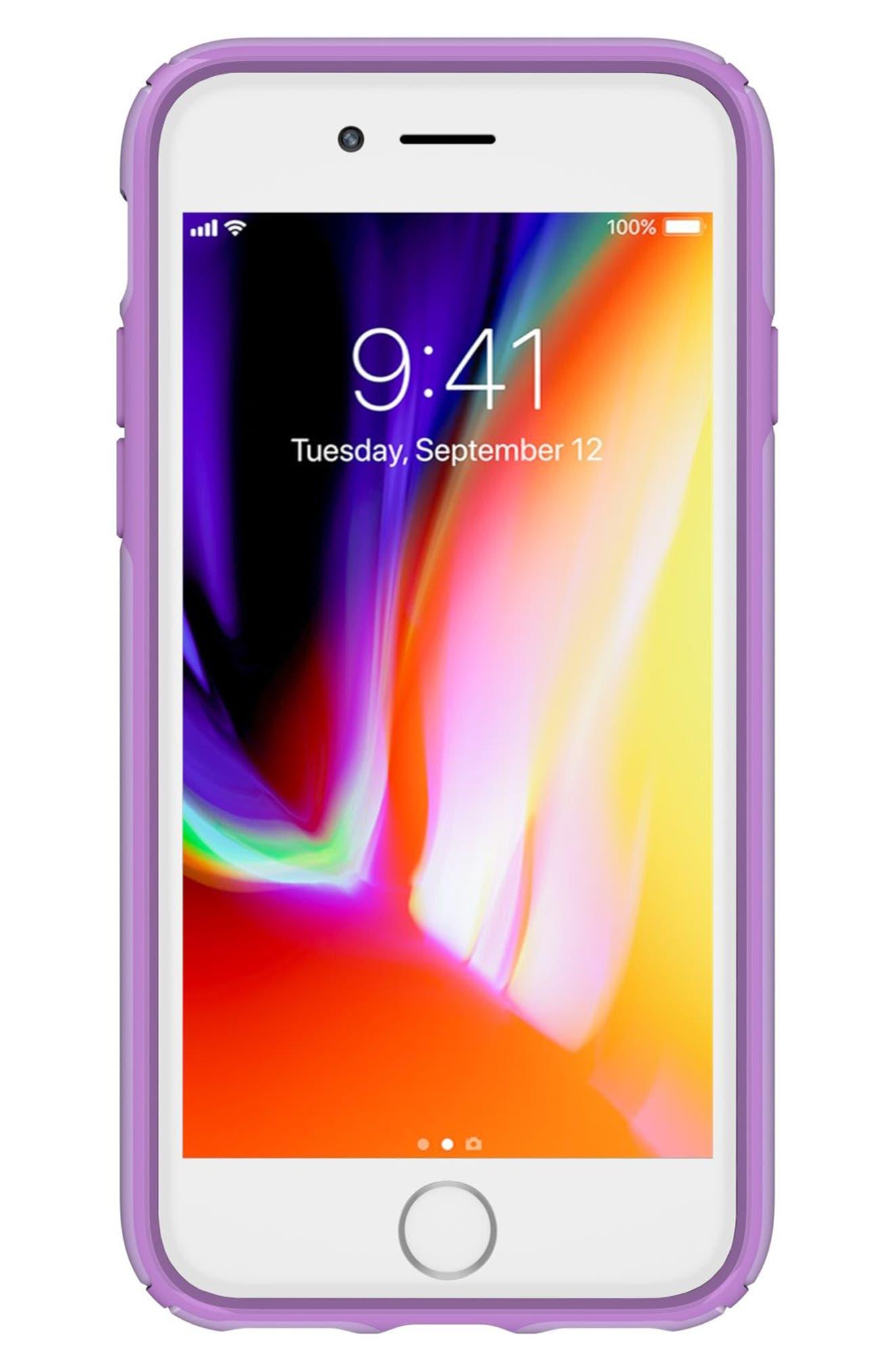 iPhone 6/6s/7/8 Case,                             Alternate thumbnail 8, color,                             Taro Purple Metallic/ Purple