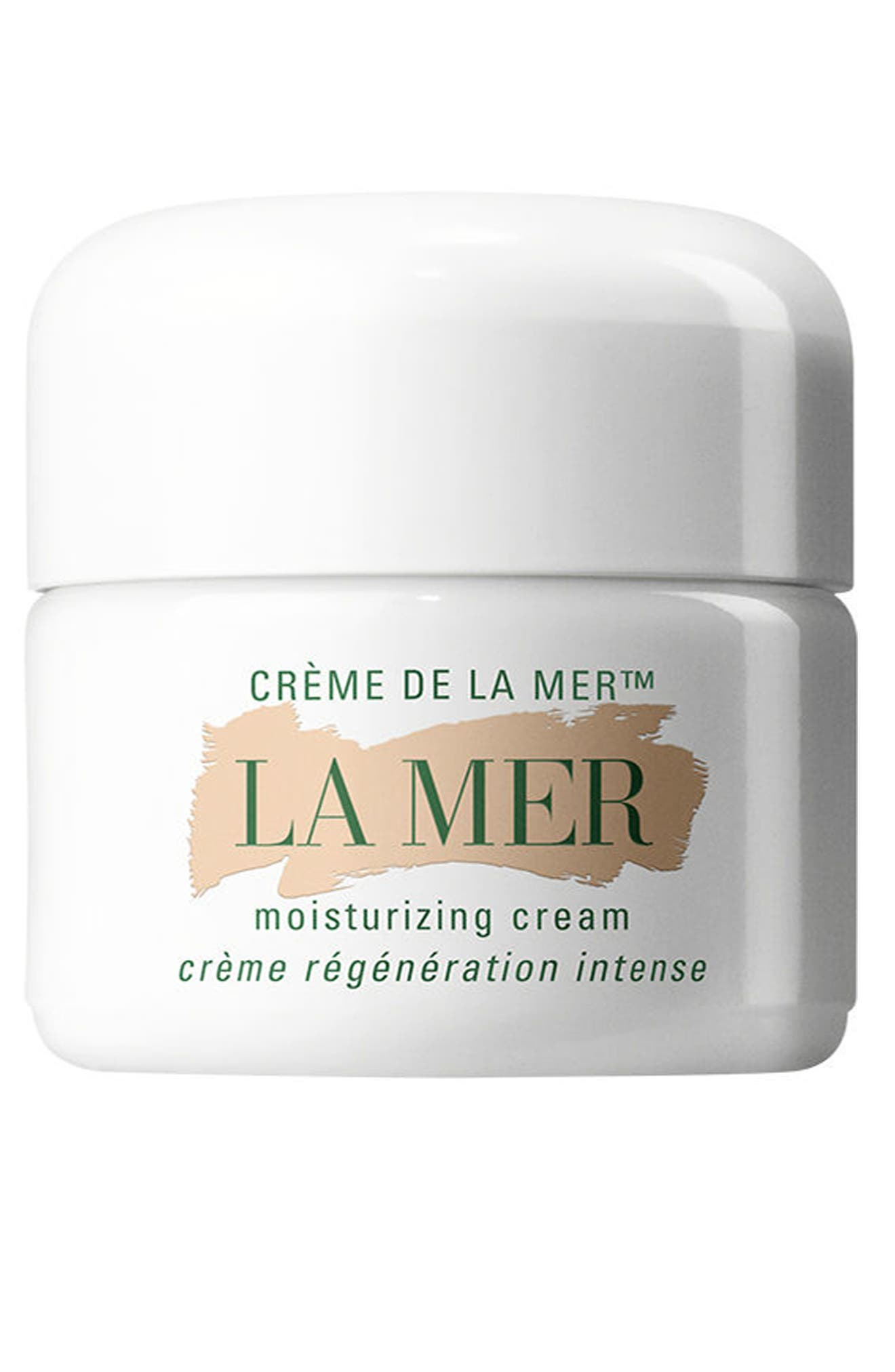 Crème de la Mer Moisturizing Cream,                             Alternate thumbnail 3, color,                             No Color