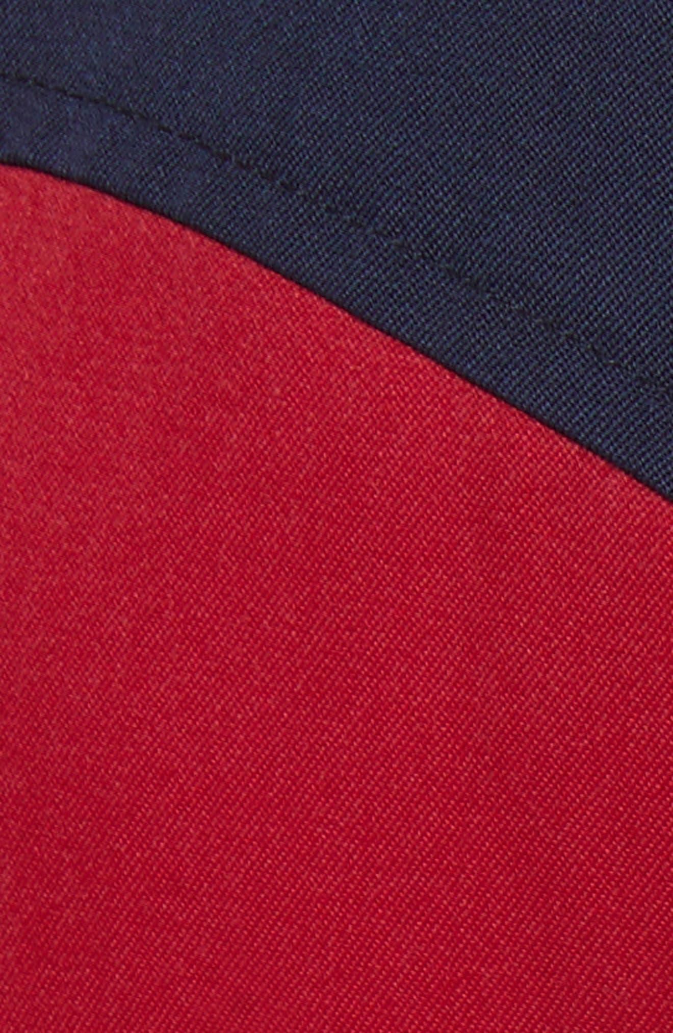 Alternate Image 6  - CALVIN KLEIN 205W39NYC Colorblock Wool Trousers