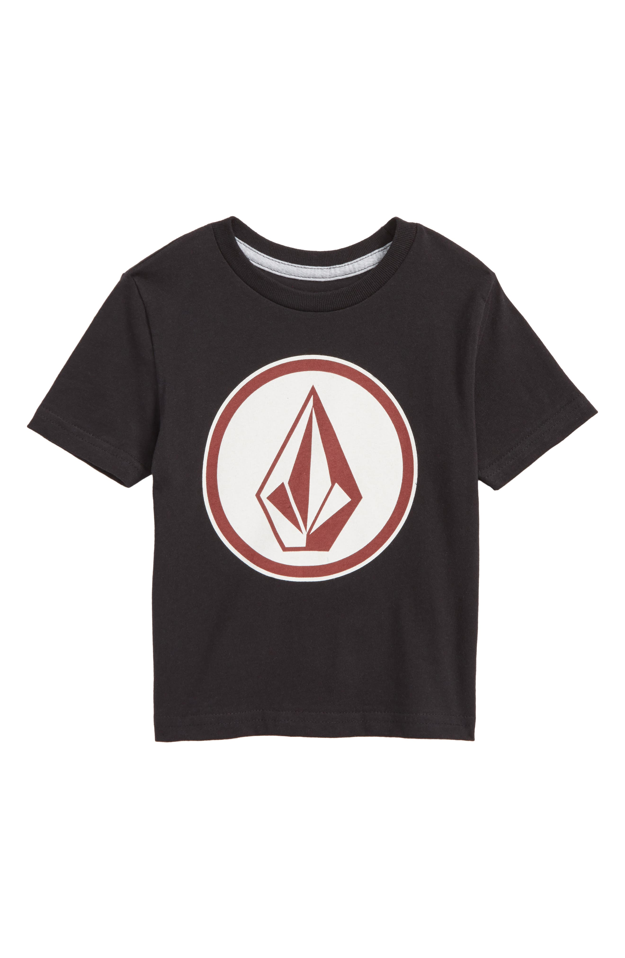 Classicstone Logo Graphic T-Shirt,                             Main thumbnail 1, color,                             Black