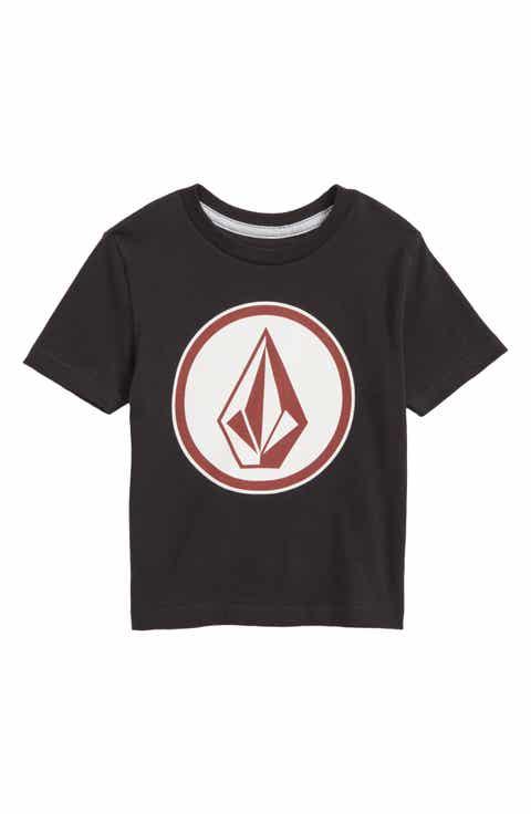 Volcom Classicstone Logo Graphic T Shirt Toddler Boys Little Boys