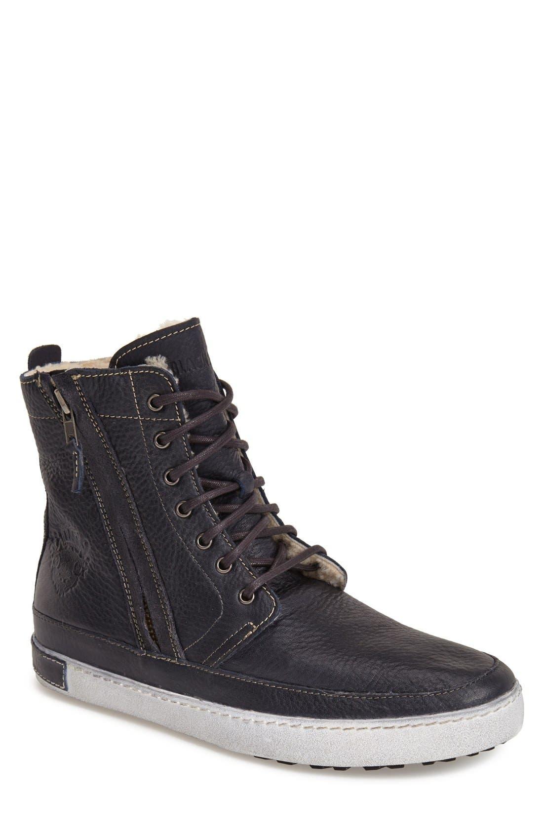 Blackstone 'GM05' High Top Sneaker (Men)