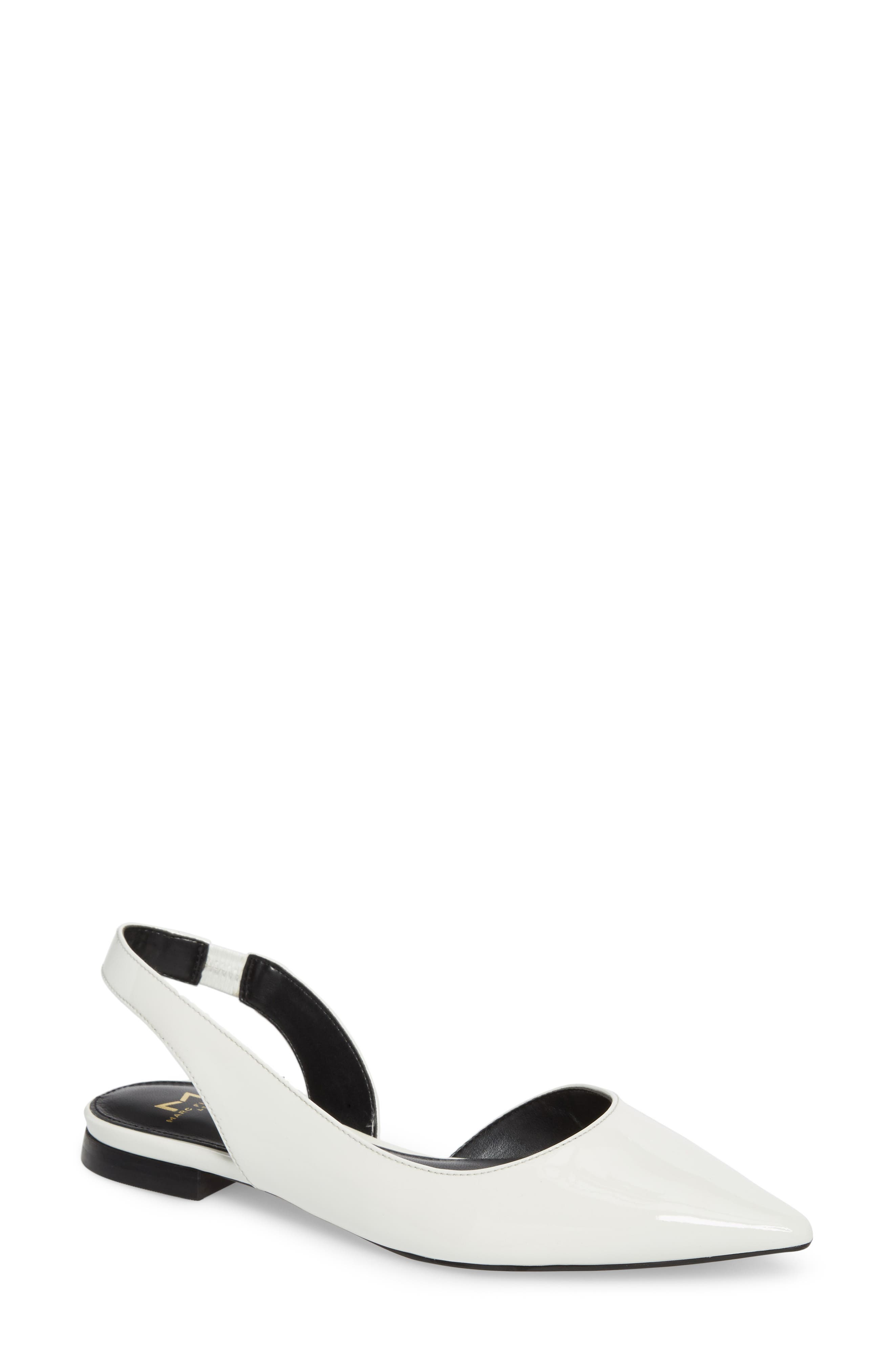 Marc Fisher LTD Sessily Skimmer Flat (Women)