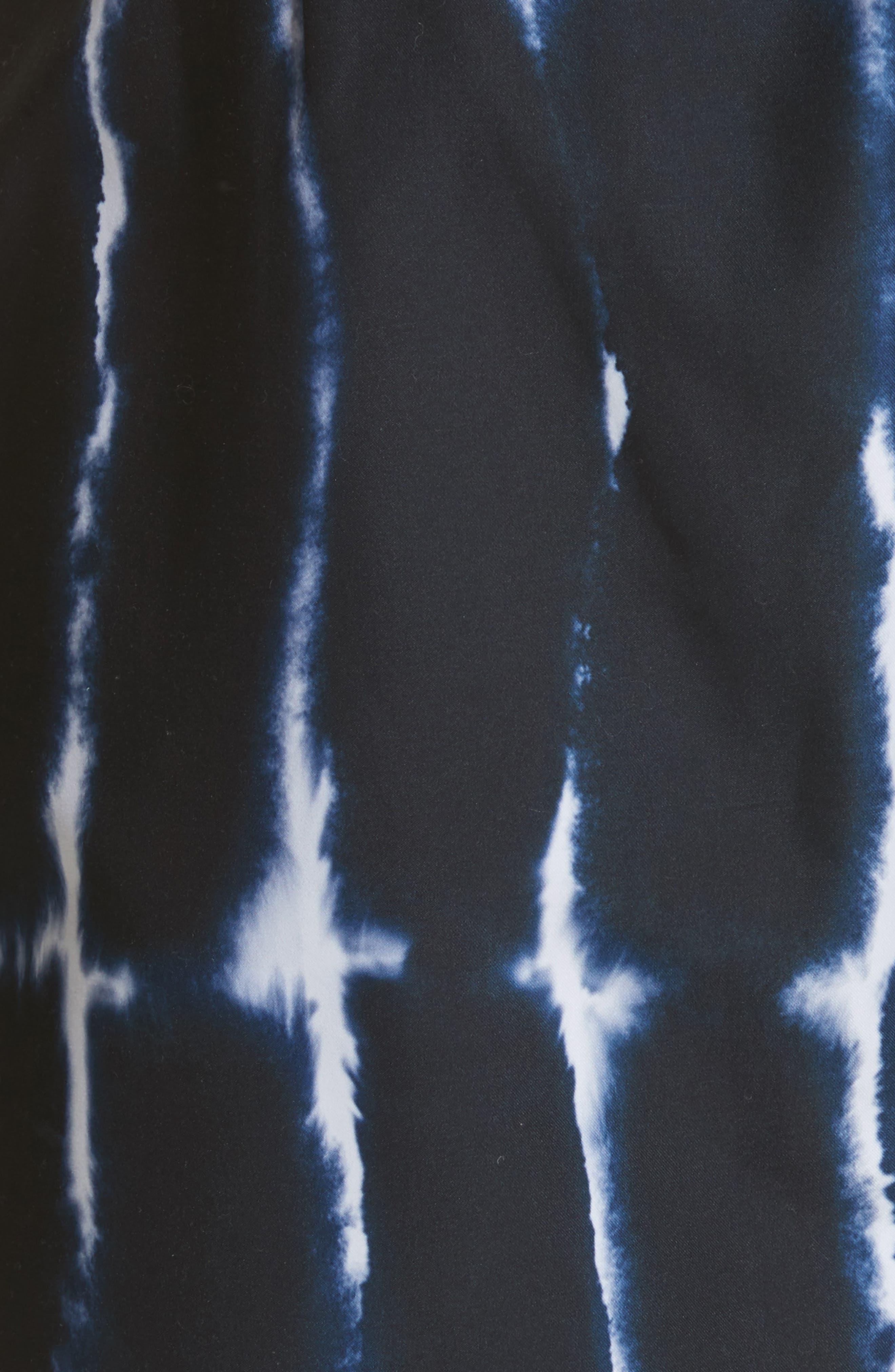 Collin Board Shorts,                             Alternate thumbnail 5, color,                             Midnight