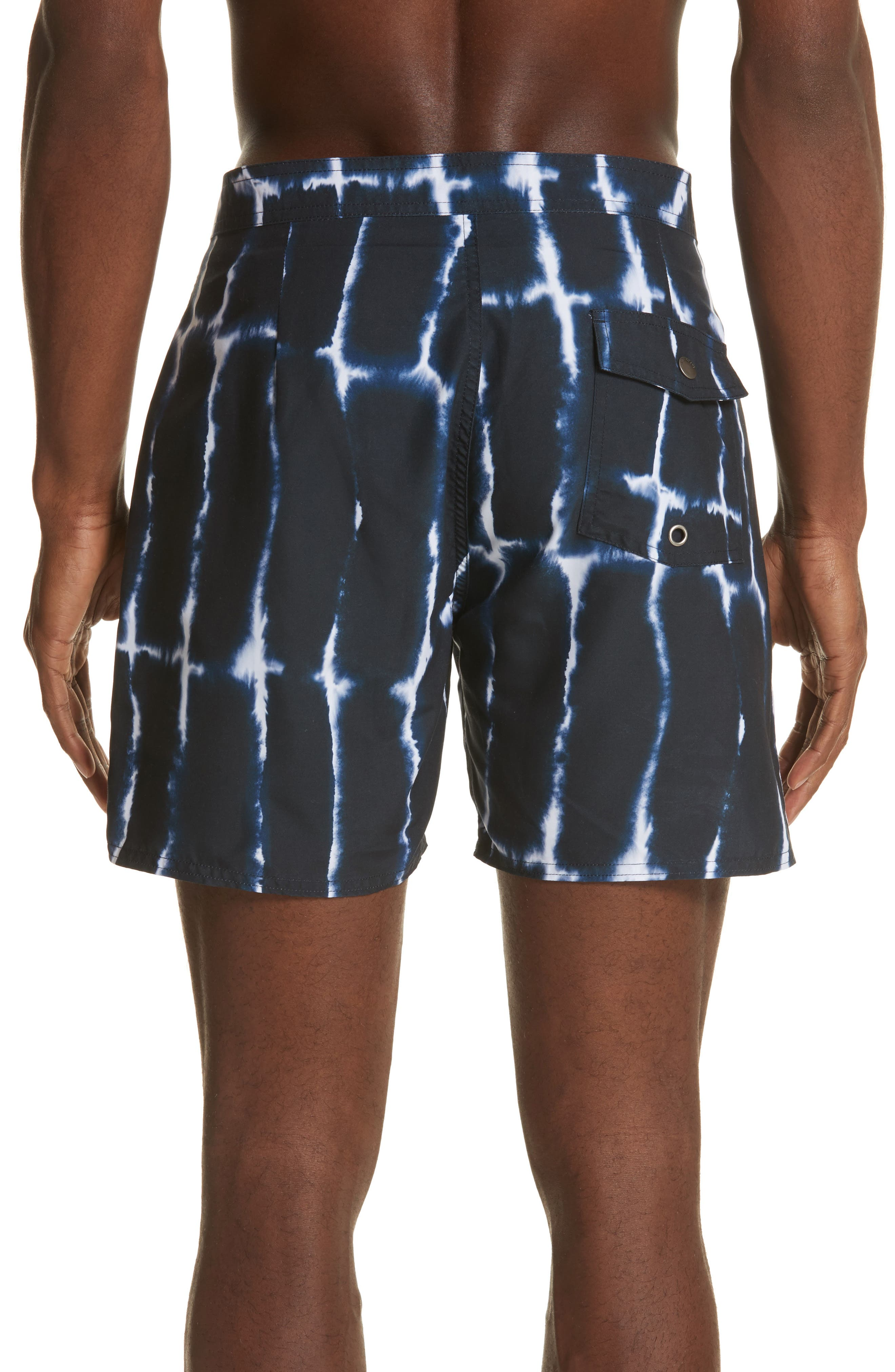 Collin Board Shorts,                             Alternate thumbnail 2, color,                             Midnight