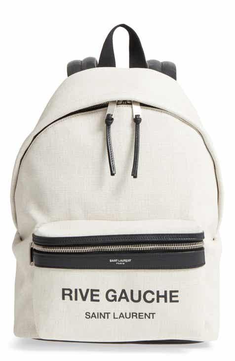 Saint Laurent City Mini Rive Gauche Backpack f51630505b049