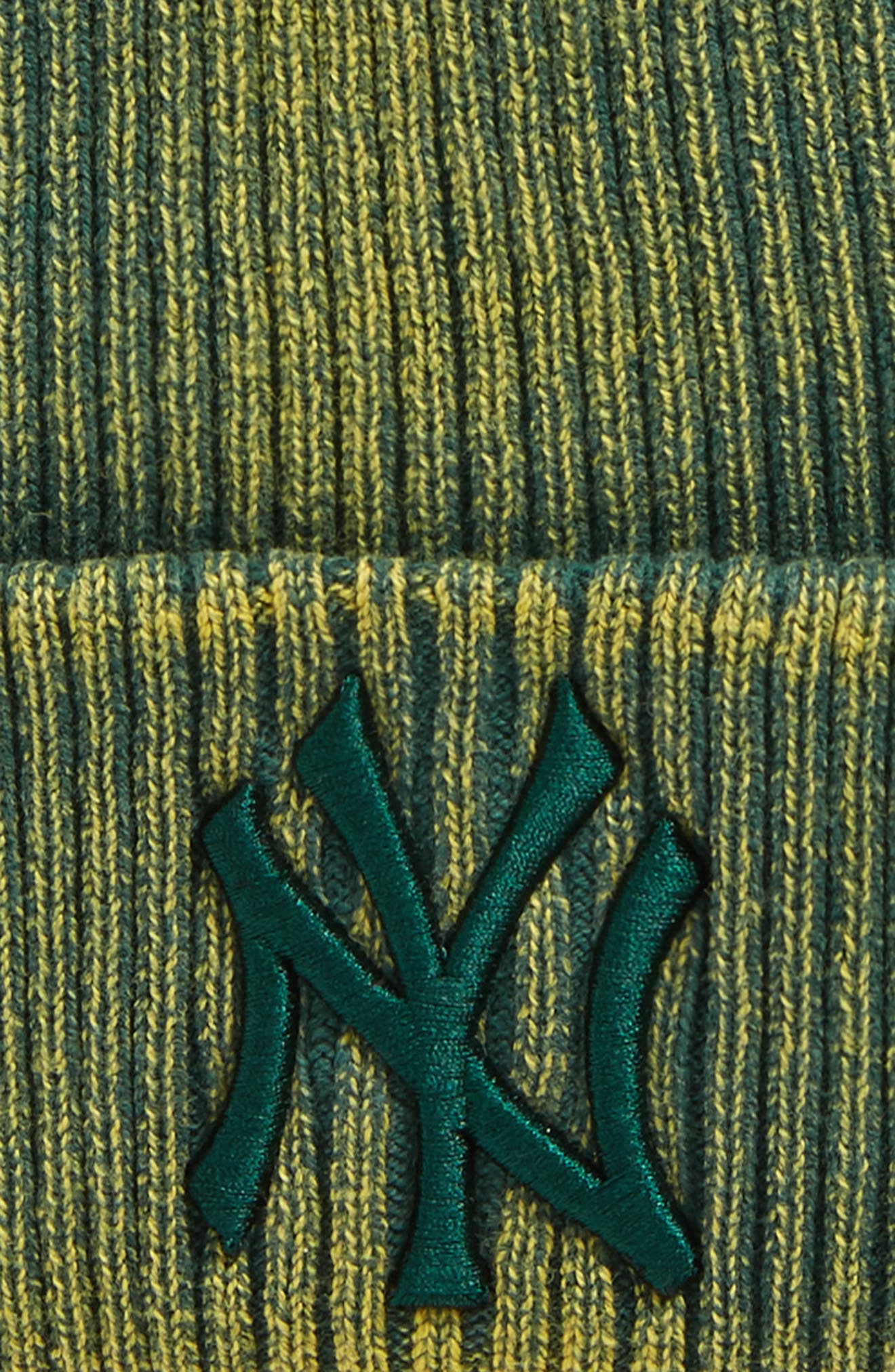 Alternate Image 2  - '47 Brand New York Yankees Beanie