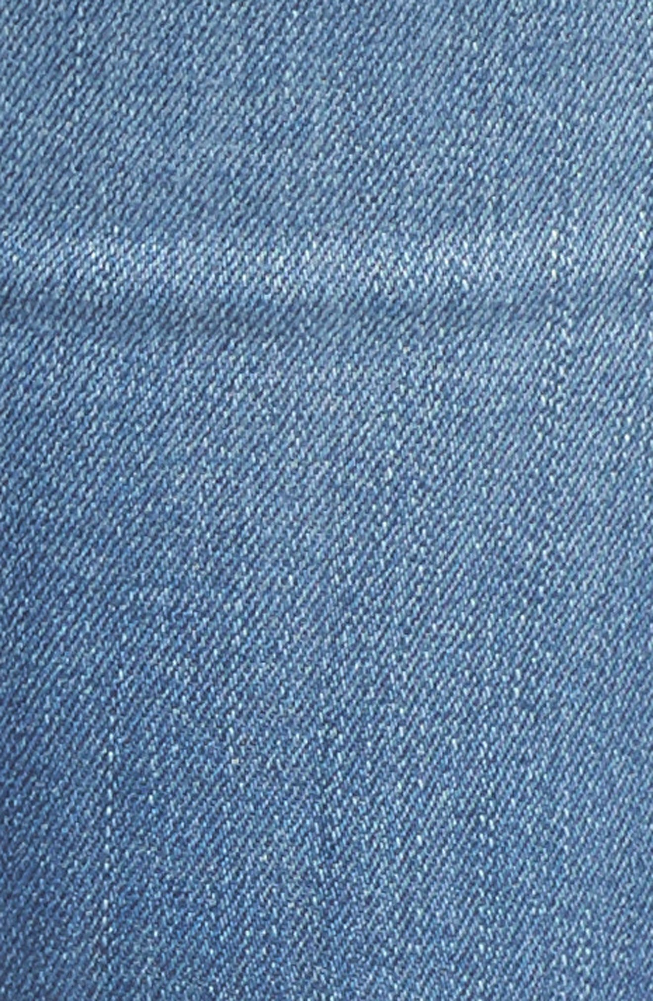 Alternate Image 5  - Hudson Jeans Collin Skinny Jeans (Sentimental)
