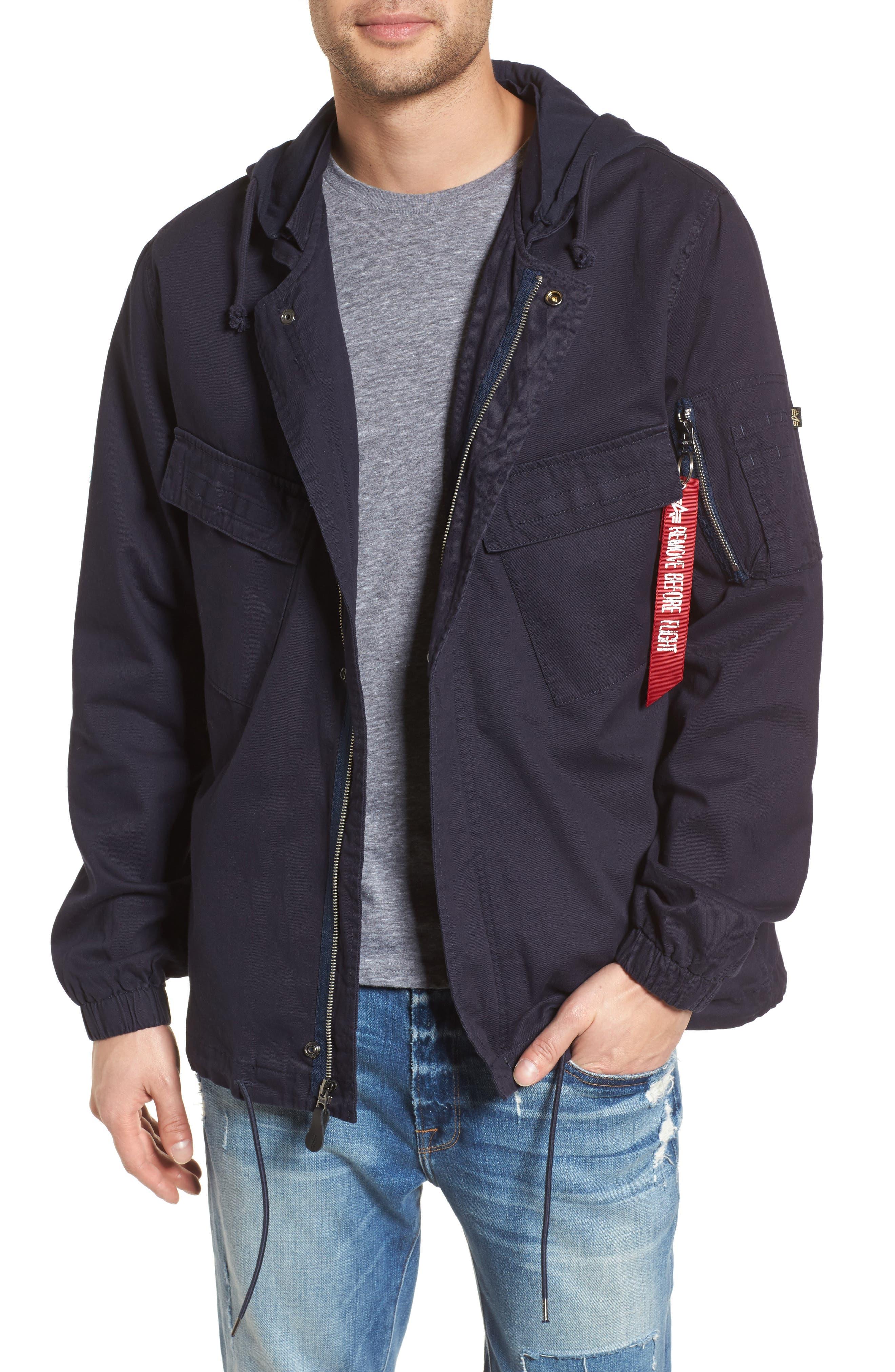 Alpha Industries Fortitude Americana Field Jacket