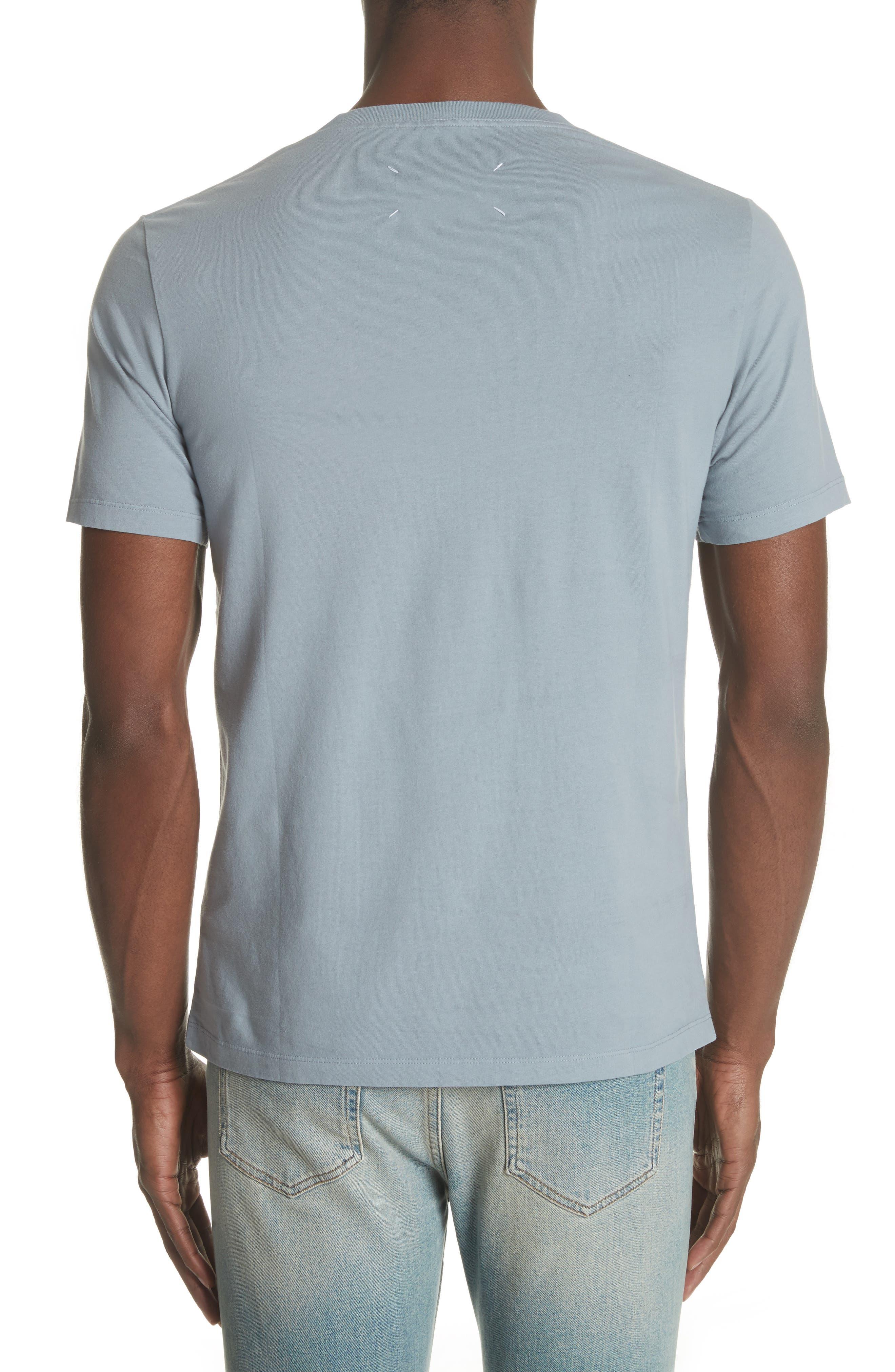 Stereotype Pocket T-Shirt,                             Alternate thumbnail 2, color,                             Grey