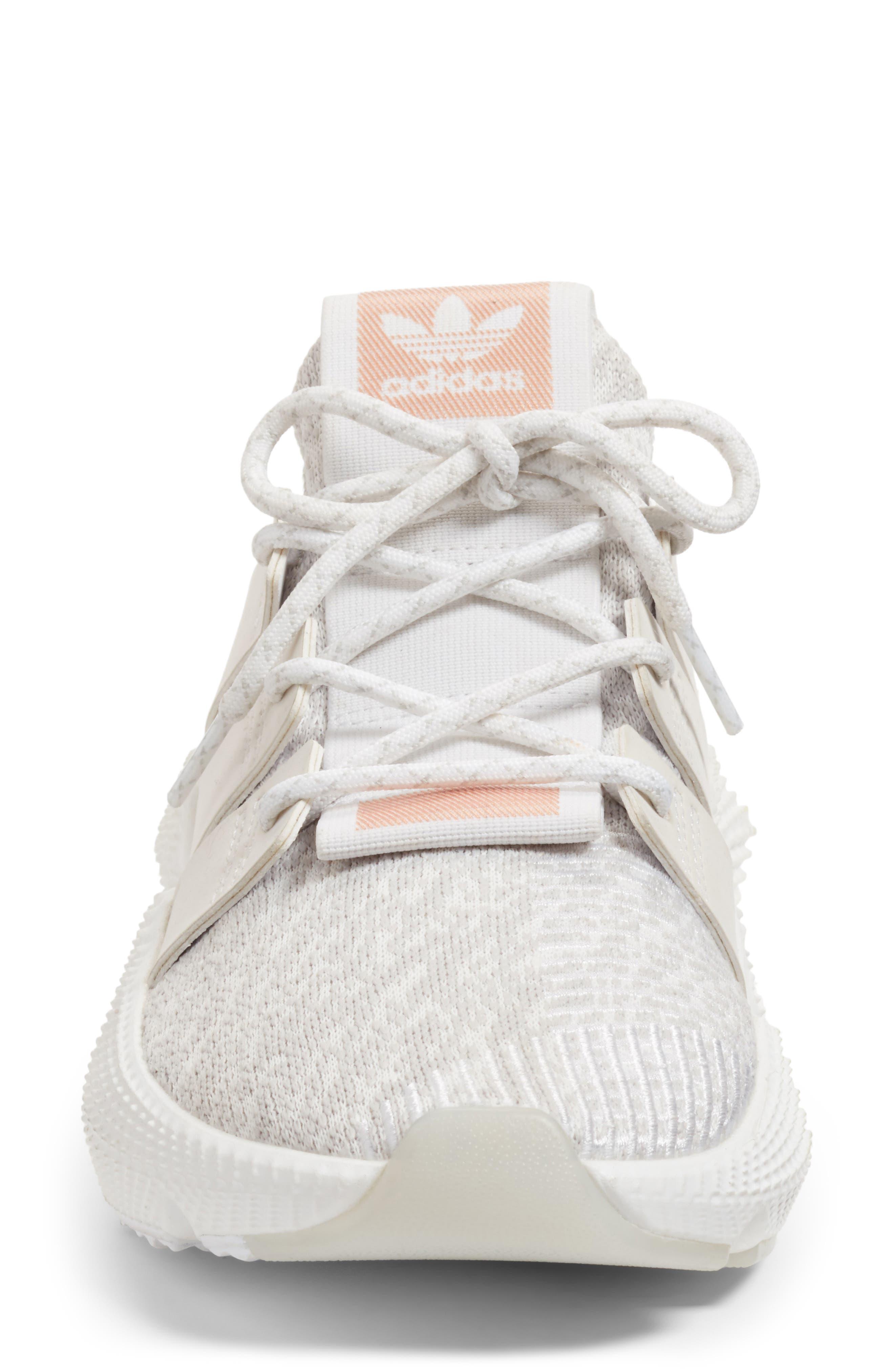Prophere Sneaker,                             Alternate thumbnail 4, color,                             White/ White/ Supplier Colour