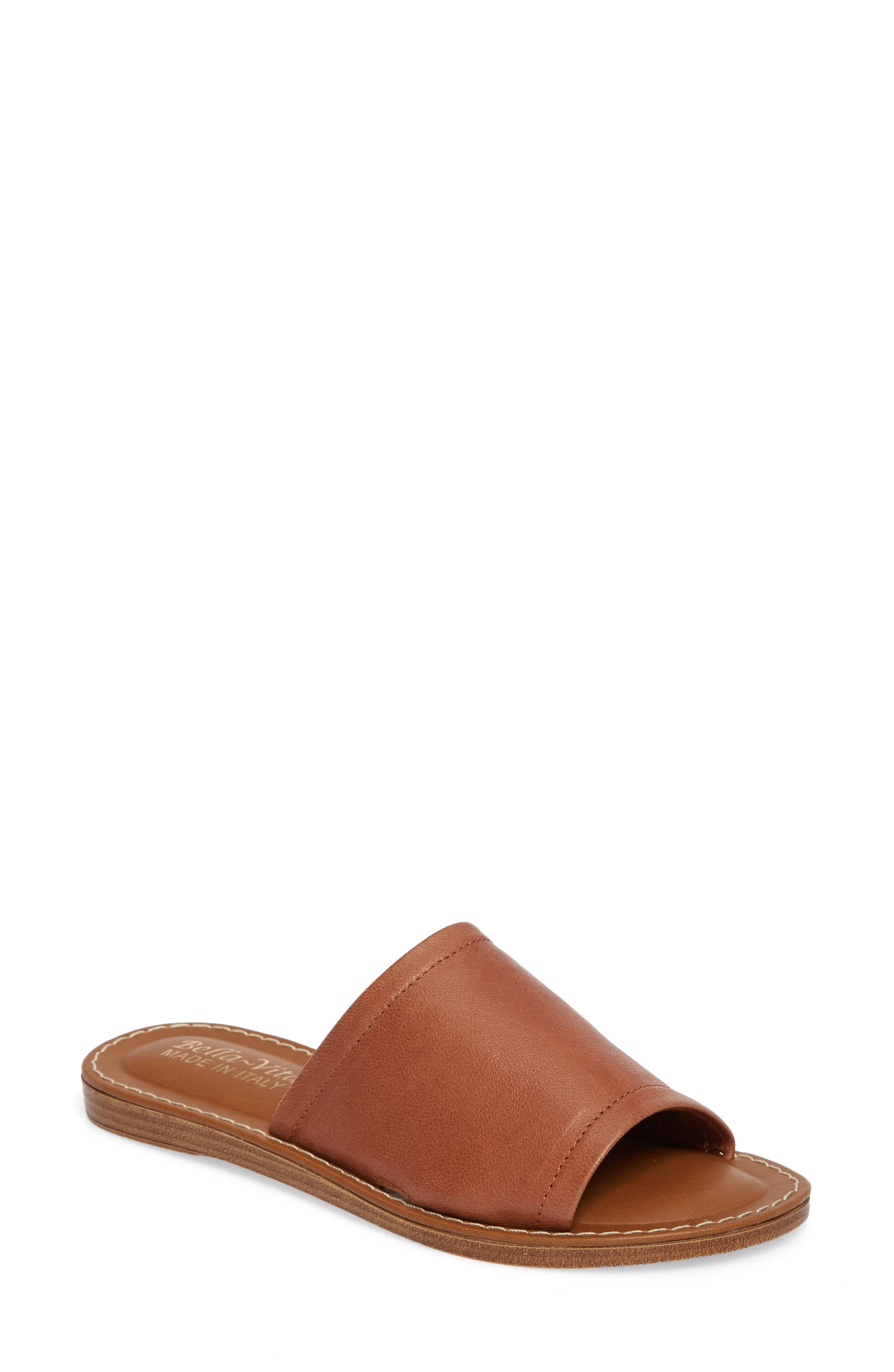 Bella Vita Ros Slide Sandal (Women)