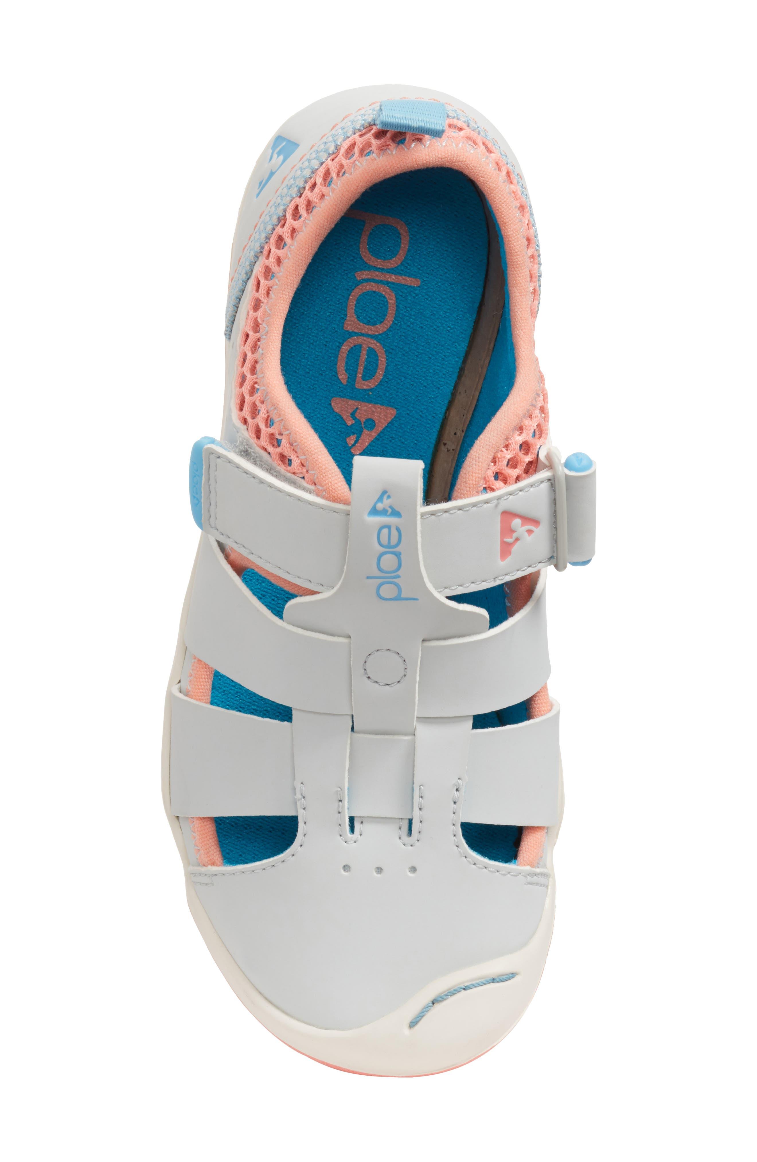 'Sam' Customizable Sneaker,                             Alternate thumbnail 5, color,                             Opal