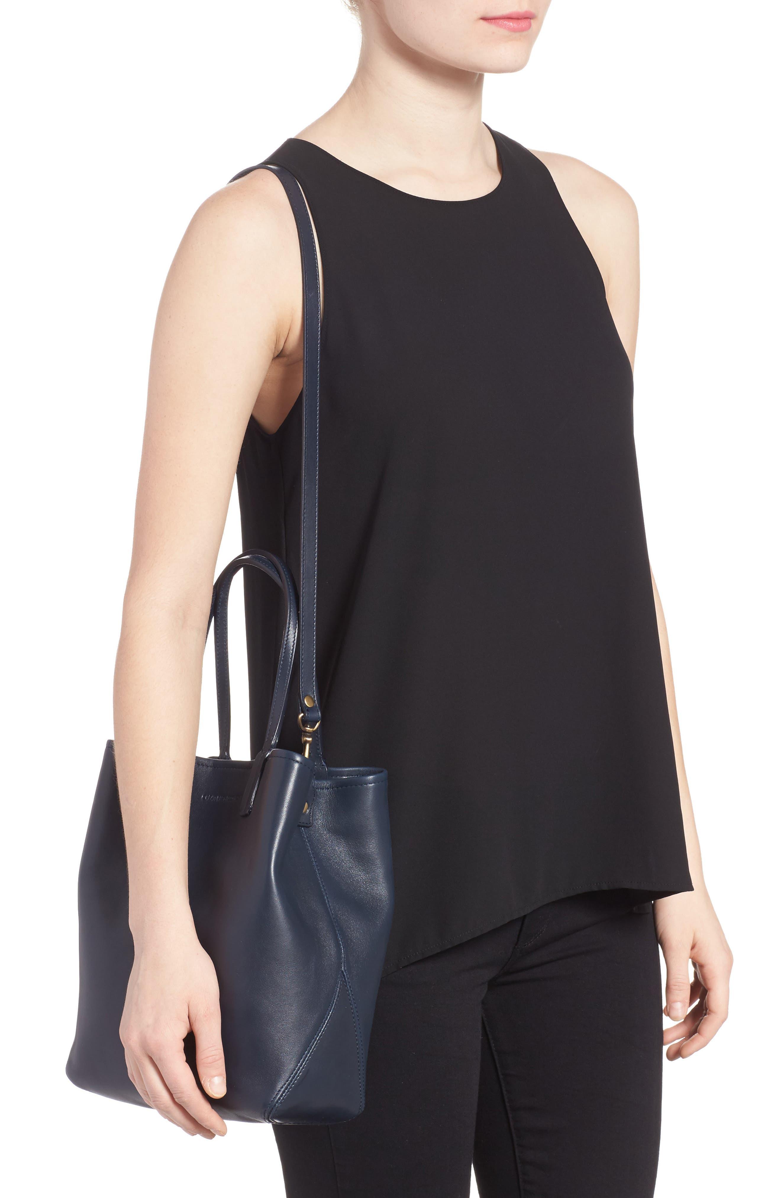 Tiny Julia Shoulder Bag,                             Alternate thumbnail 2, color,                             Slate