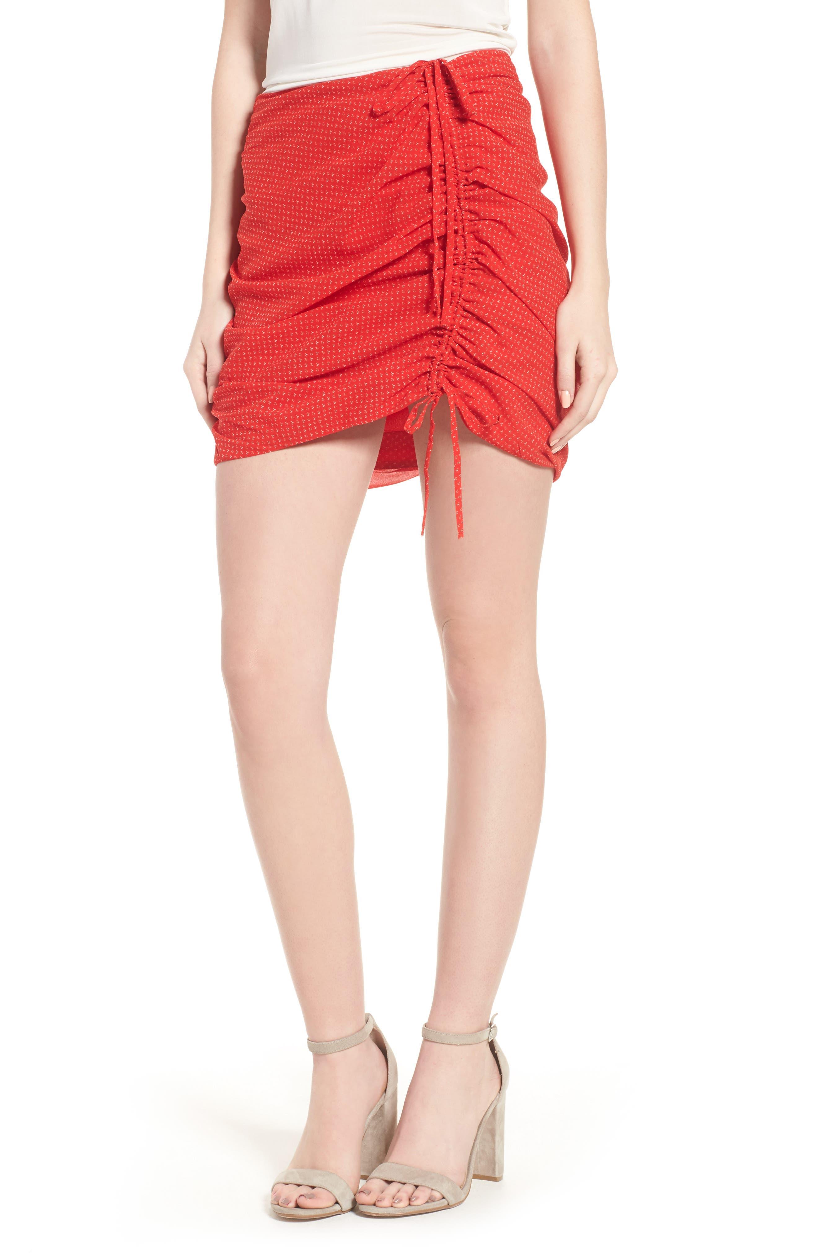 Victoria Skirt,                         Main,                         color, Paradise