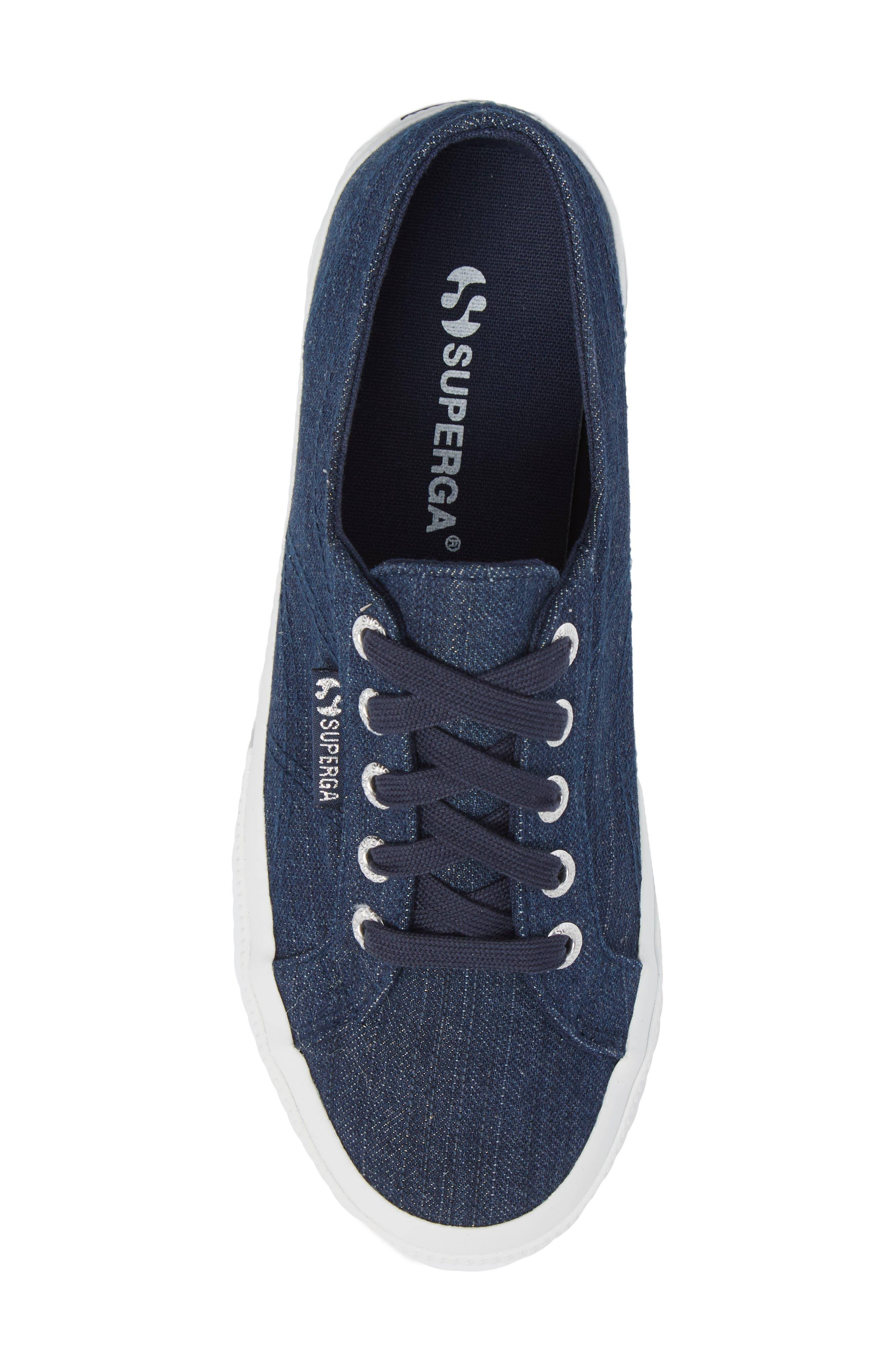 Alternate Image 5  - Superga 2750 Sneaker (Women)