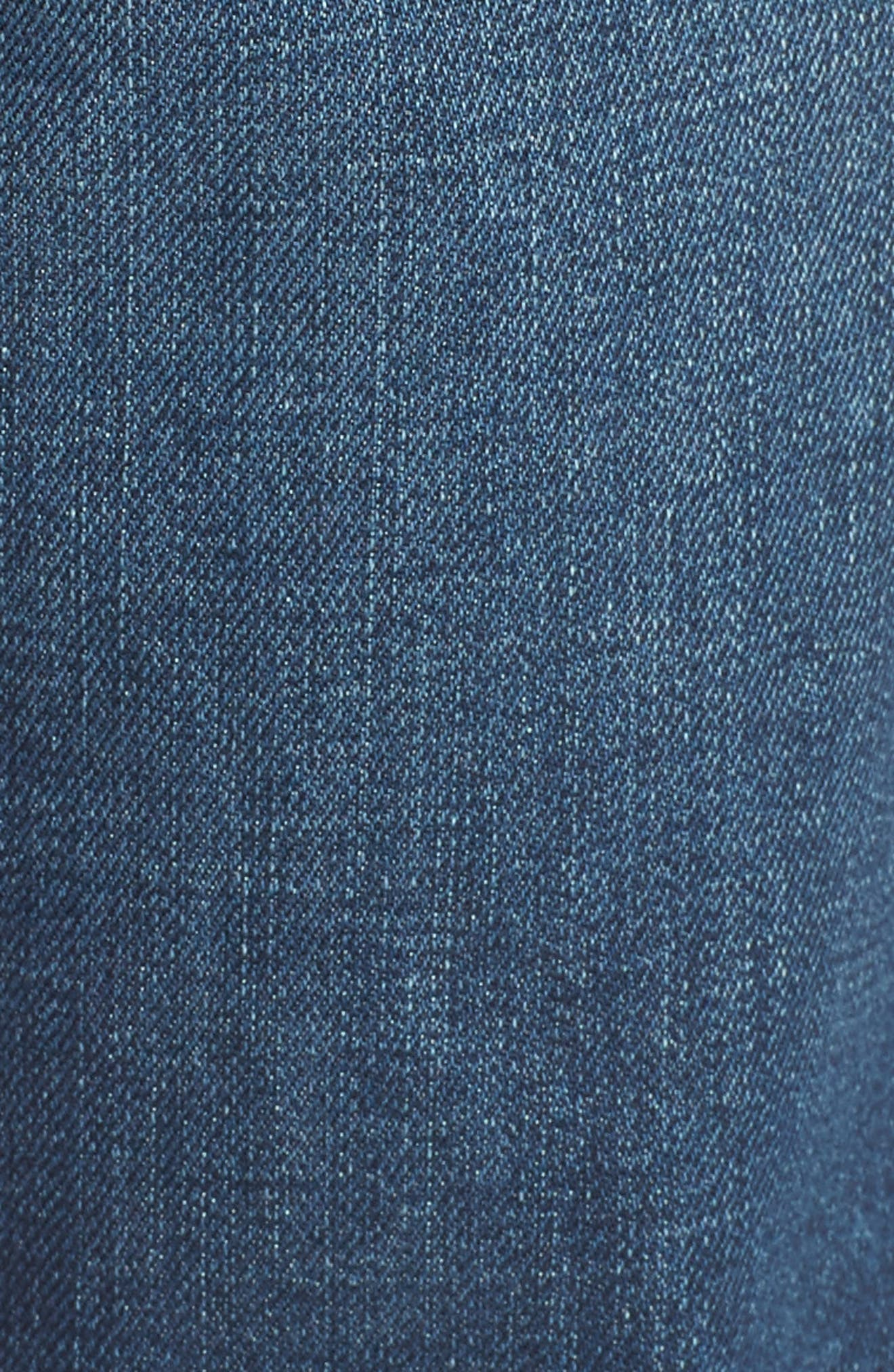 Byron Slim Straight Leg Jeans,                             Alternate thumbnail 5, color,                             Shuvit